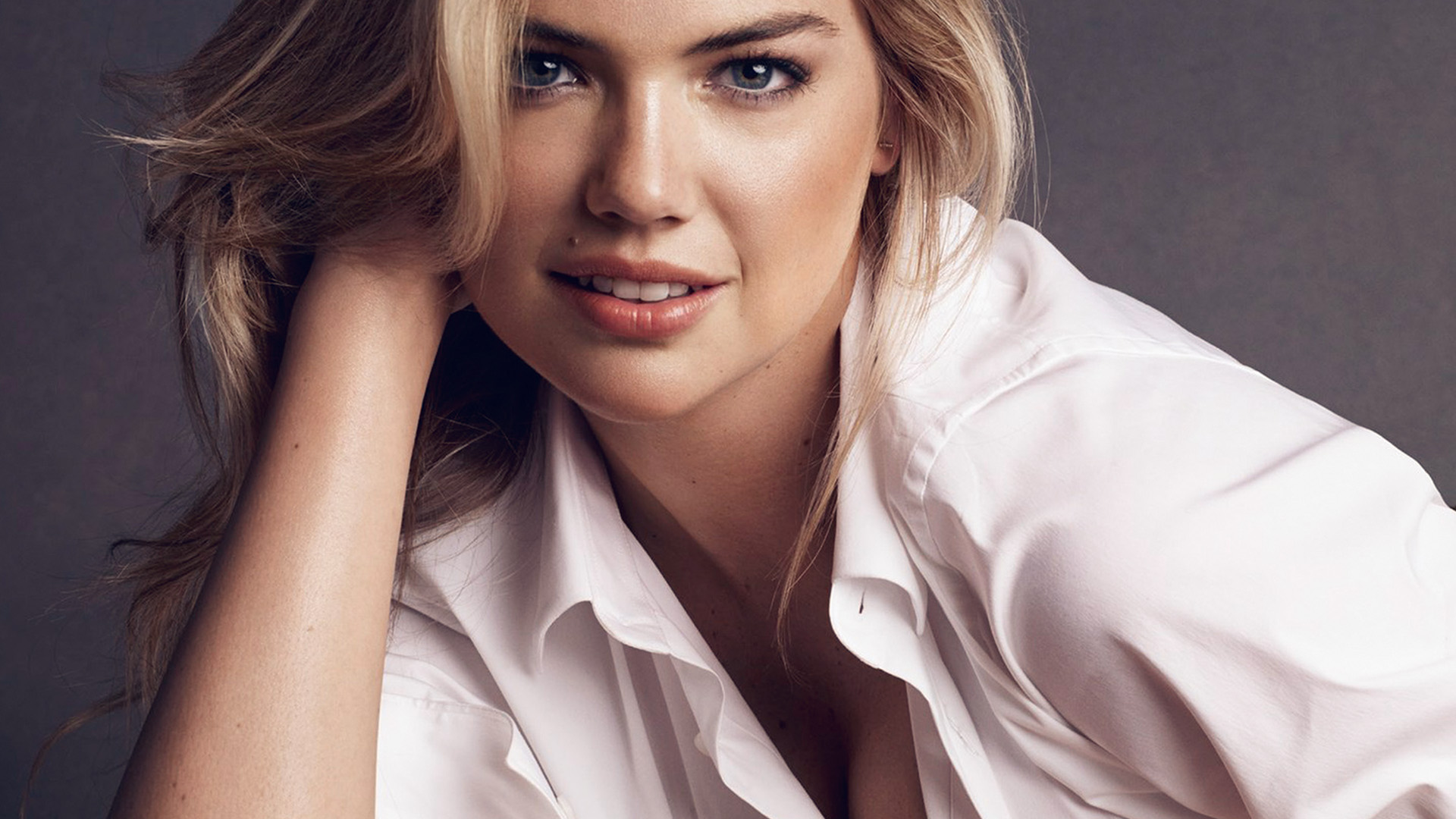 Wallpaper Sunrise At Fall Hm61 Kate Upton Girl Model Wallpaper
