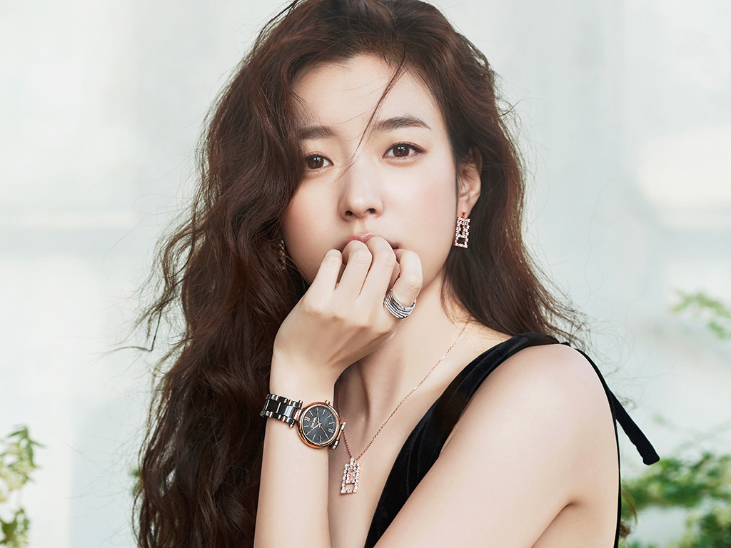 Droid X Girl Wallpaper Hm82 Girl Celebrity Hanhyoju Kpop Korean Asian Wallpaper