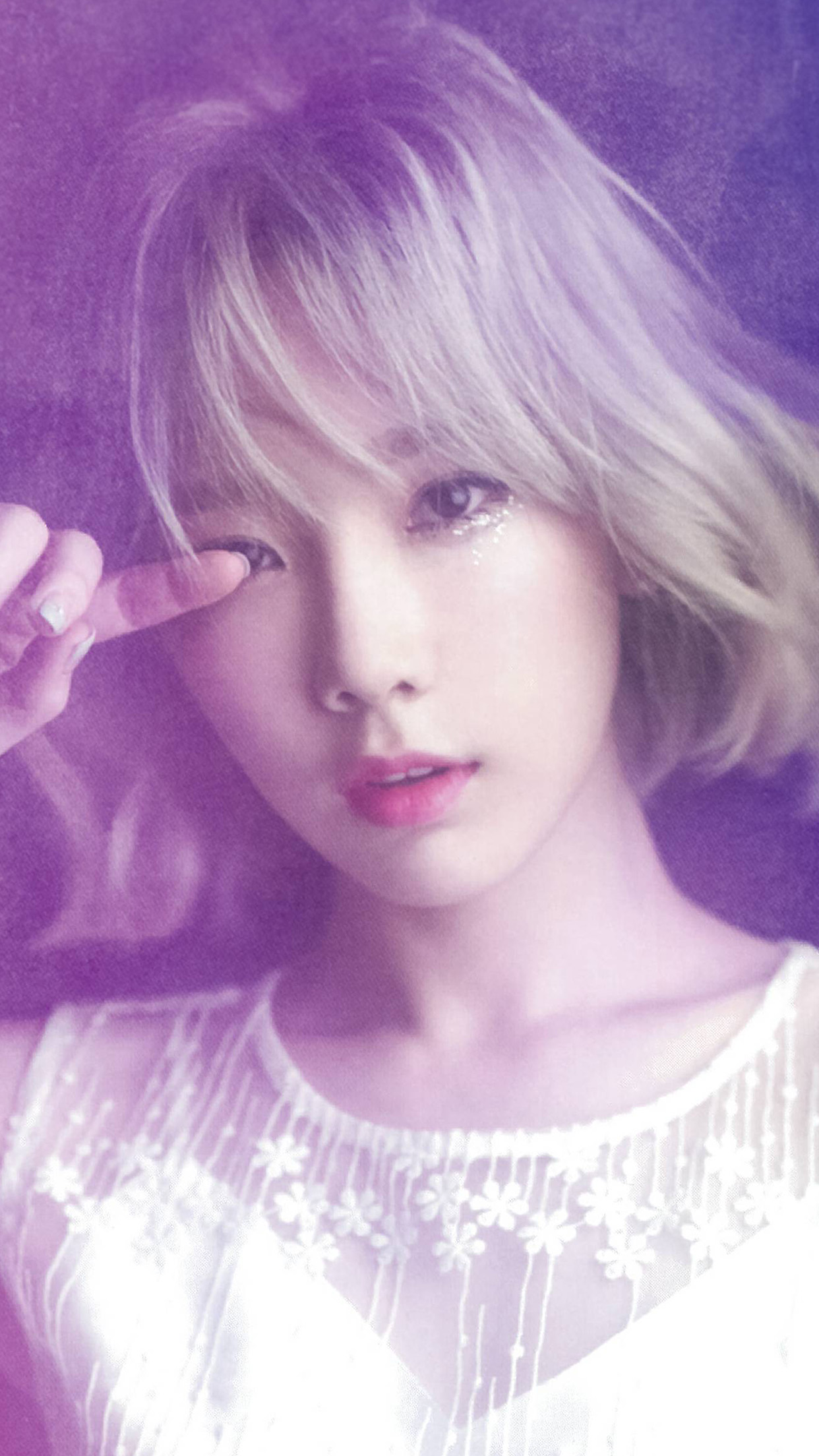 Girl New Wallpaper Hd Hn52 Taeyeon Kpop Snsd Girl Wallpaper