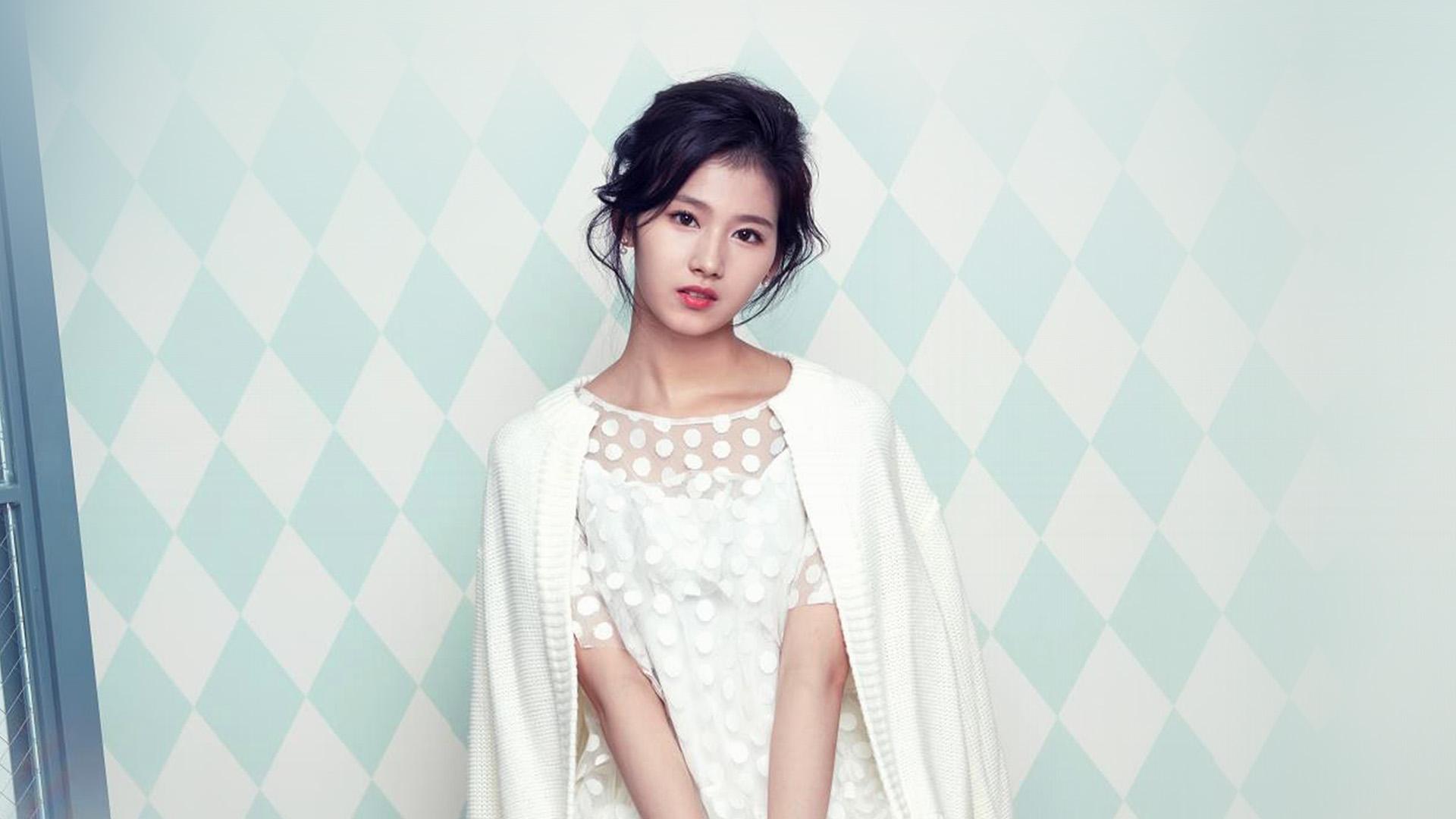 Korean Girl Wallpaper 1920x1080
