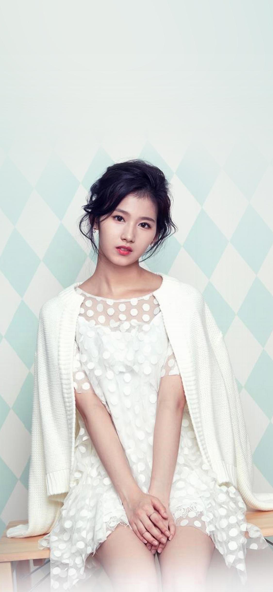 Droid X Girl Wallpaper Hn62 Sana Girl Kpop Twice Wallpaper