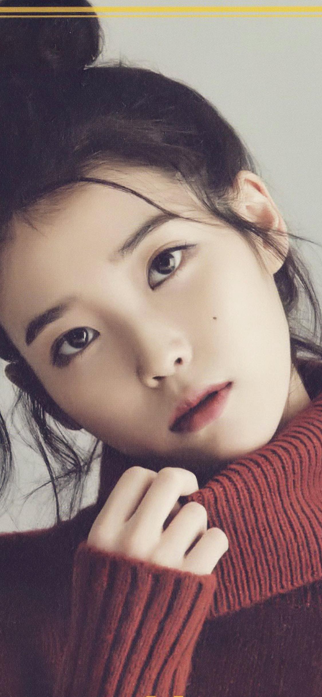 Sweet Wallpaper Hd Hn83 Iu Kpop Girl Singer Artist Cute Wallpaper