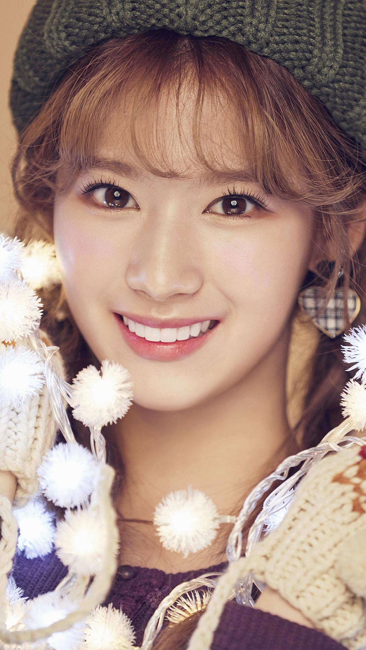 Small Cute Girl Wallpaper Ho97 Kpop Twice Sana Girl Asian Wallpaper