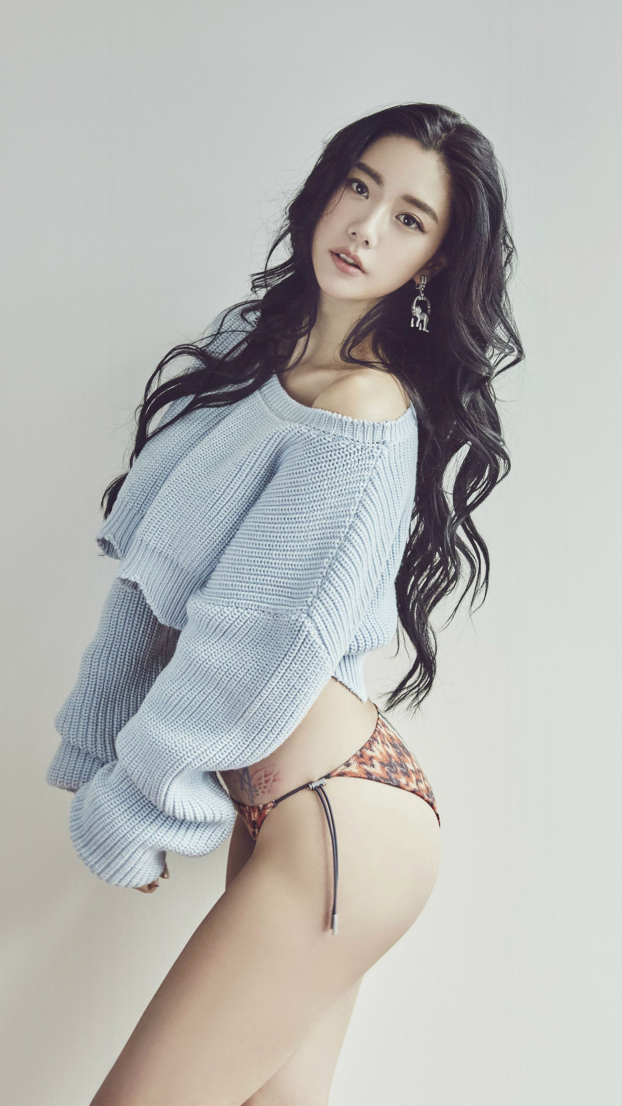 Hq Cute Girl Wallpaper Hq91 Korean Girl Clara Sexy Wallpaper