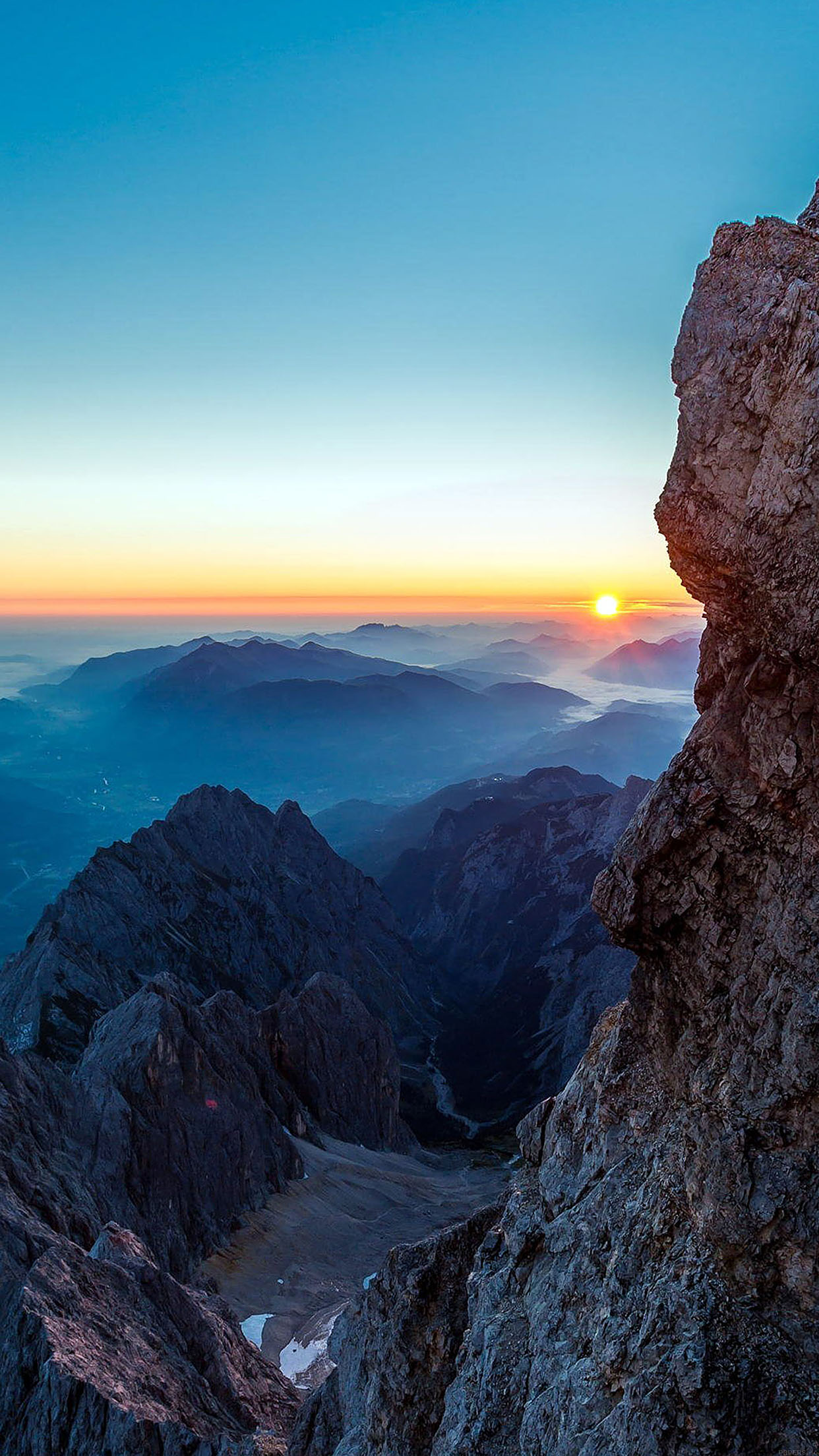 Phone Cute Wallpapers Hd Ma82 Dawn At Mars Mountain Nature Papers Co