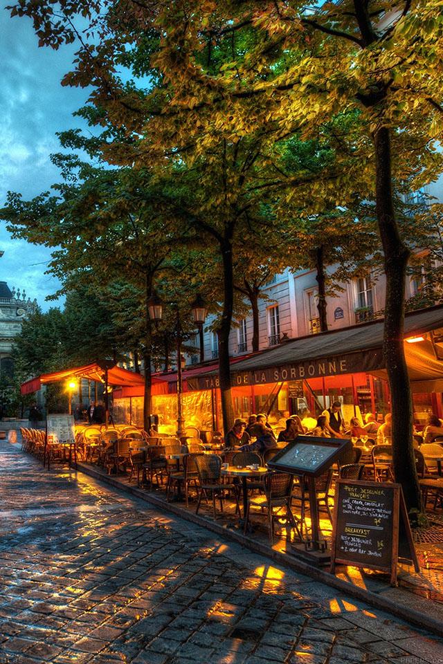 Fall Nature Iphone Wallpaper Me85 De La Sorbonne City Street Papers Co