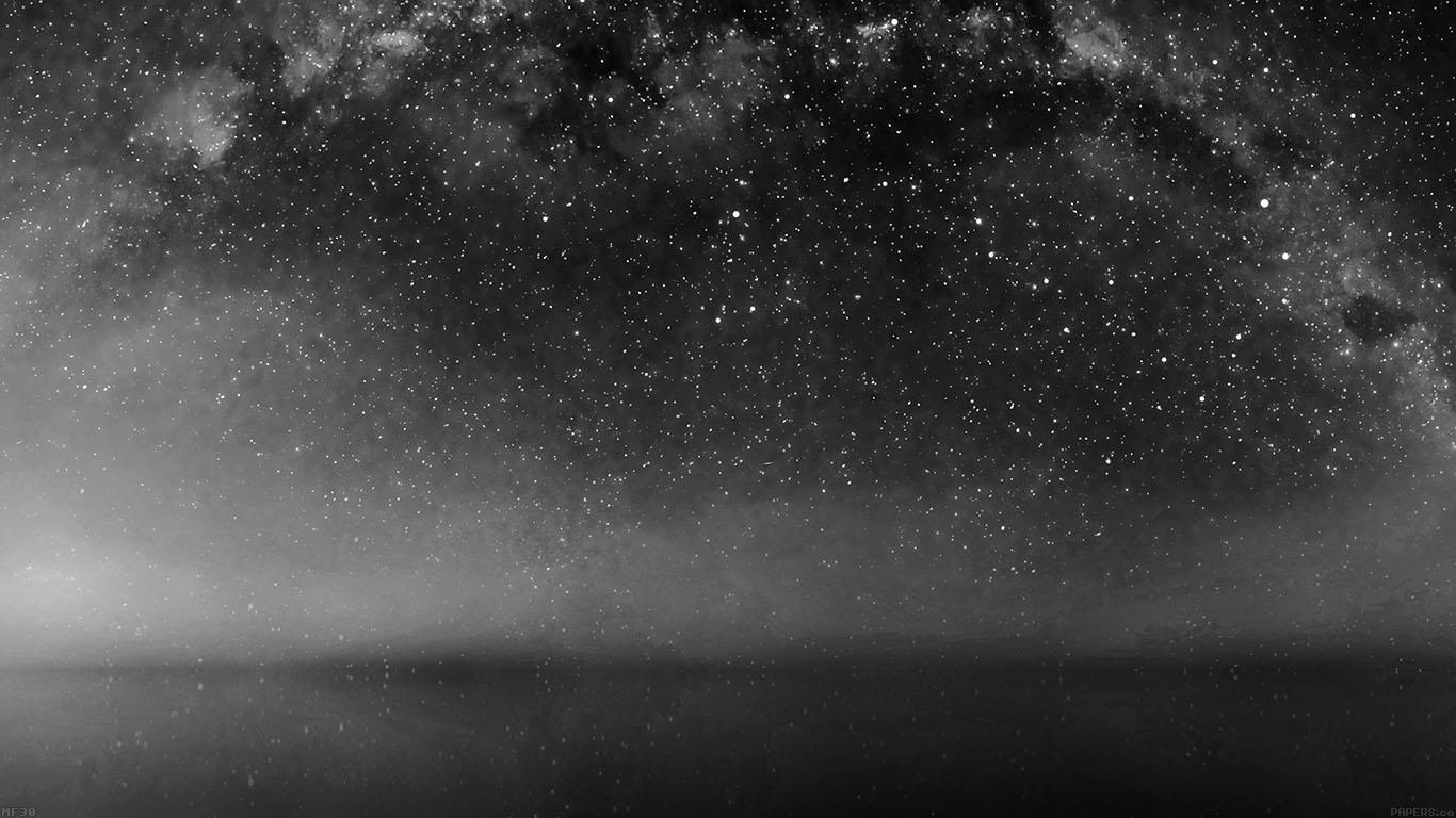 Iphone X Live Wallpaper Downlo Wallpaper For Desktop Laptop Mf30 Cosmos Dark Night