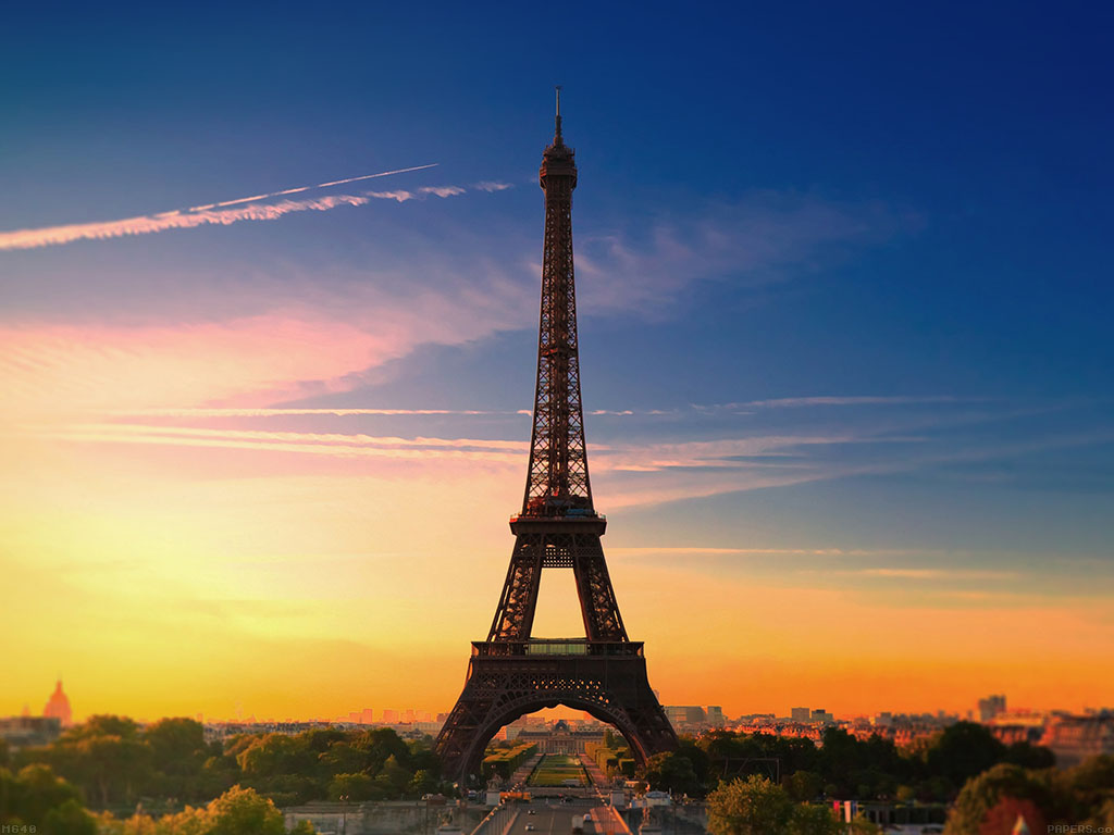 Girls Wallpapers Effle Tower Mg40 City Of Love Paris Eiffel Tower France Papers Co