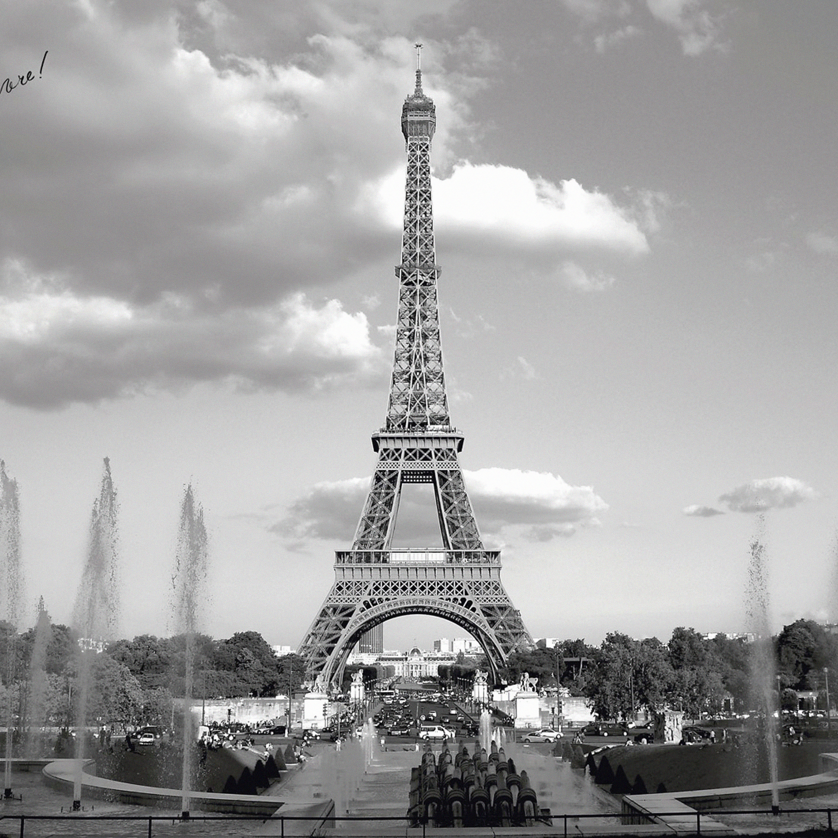 Iphone 6 Hd Car Wallpaper 1080p Mj38 Paris With Eiffel Tower France City Papers Co