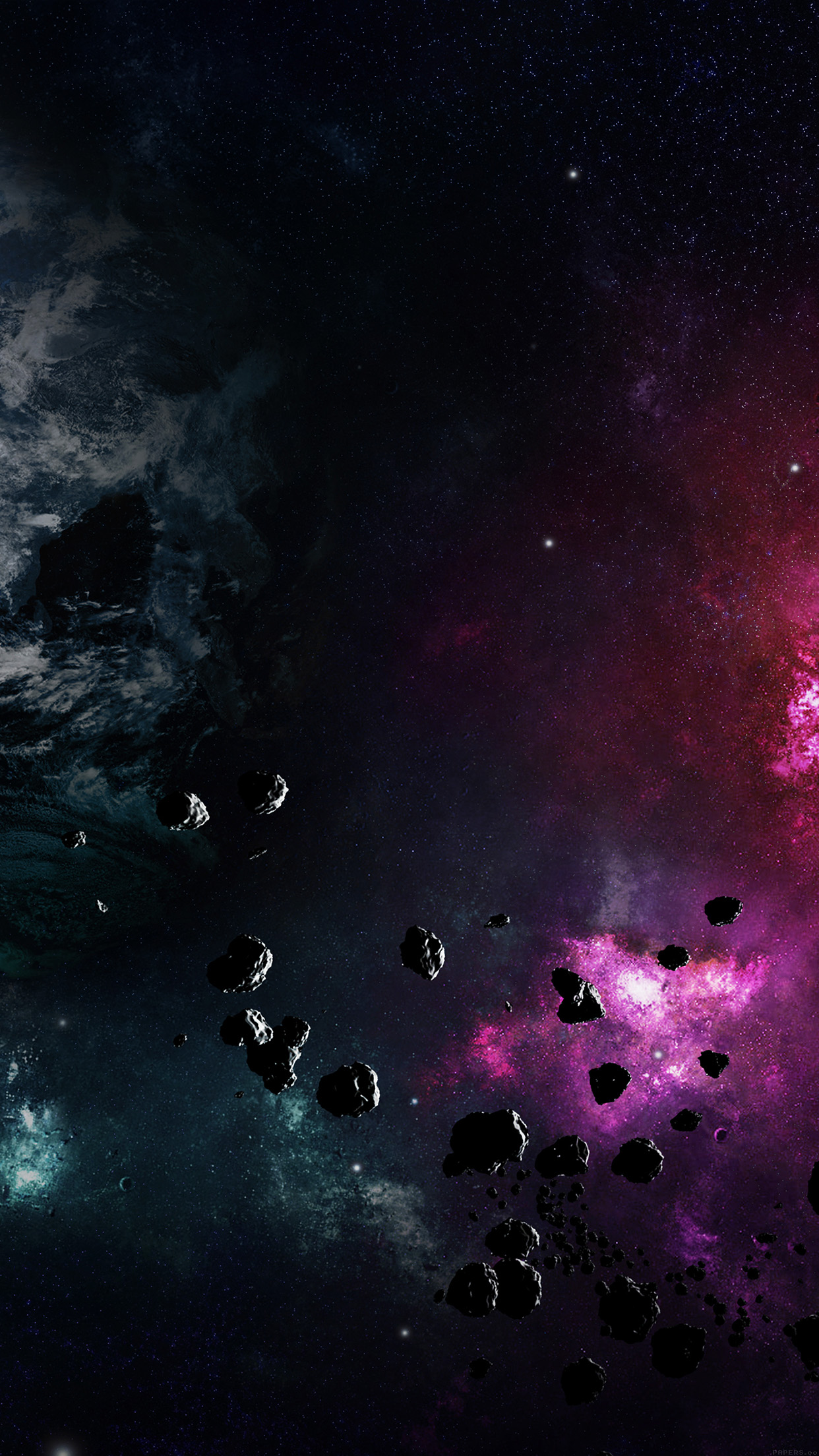 Cute Wallpaper For Macbook Mk21 Space Planet Stellar Dark Nature Papers Co