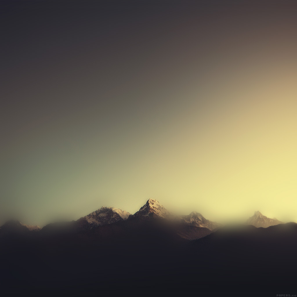 3d Wallpaper Android Parallax Ml07 Mountain Blur Minimal Nature Papers Co