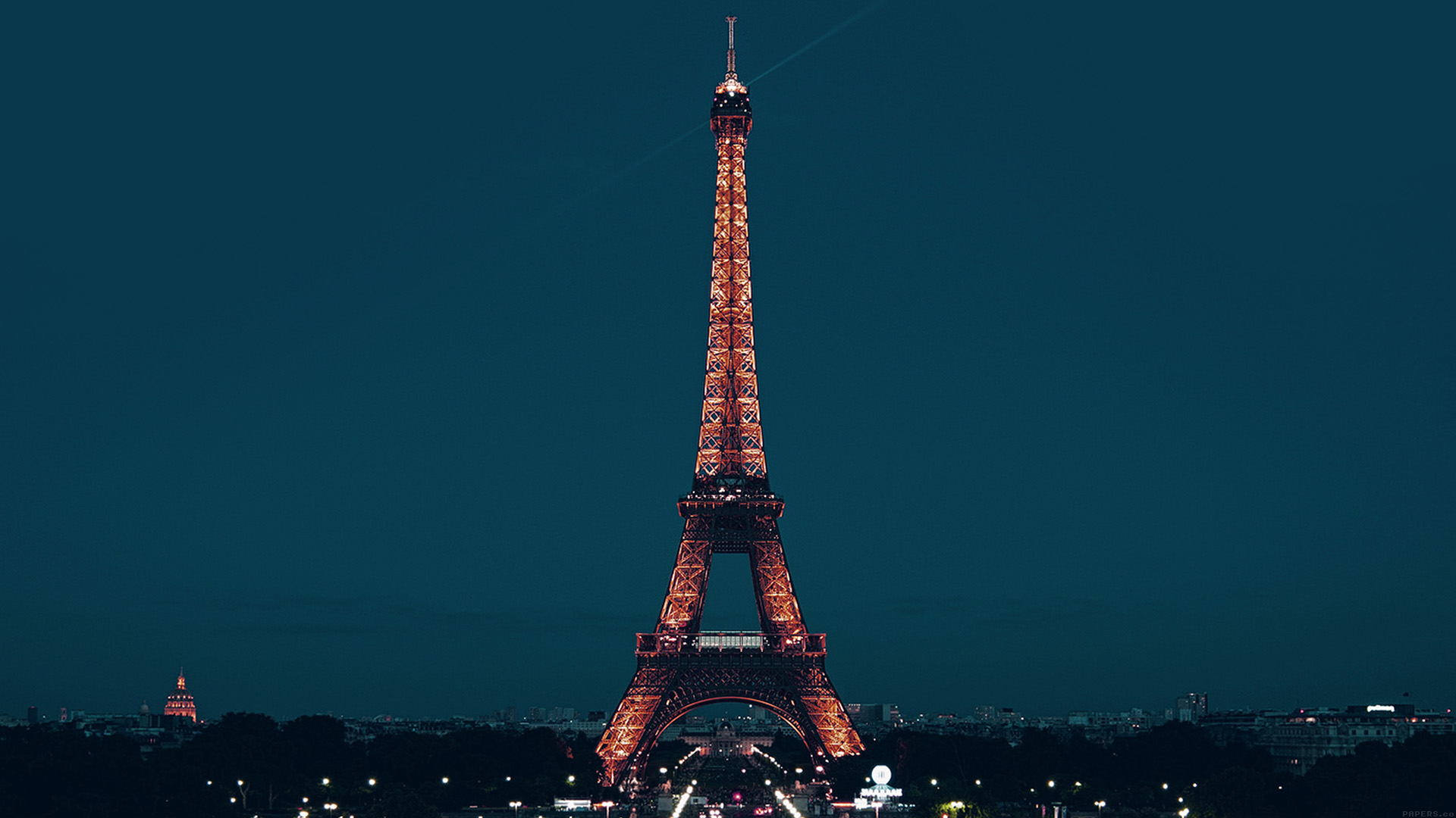 Paris Wallpaper Cute For Iphone Ml78 Paris Night France City Blue Eiffel Tower Wallpaper