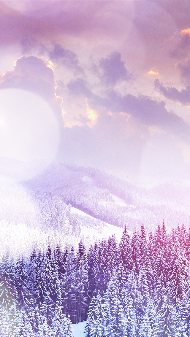 Marble Wallpaper Iphone 7 Plus Freeios7 Mo01 Winter Mountain Snow White Flare Nature