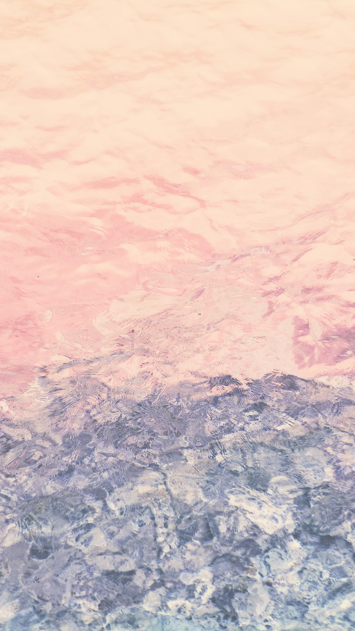 Cute Pink Wallpaper For Iphone 6 Mo98 Water Texture Pink Summer Wave Nature Sea Papers Co