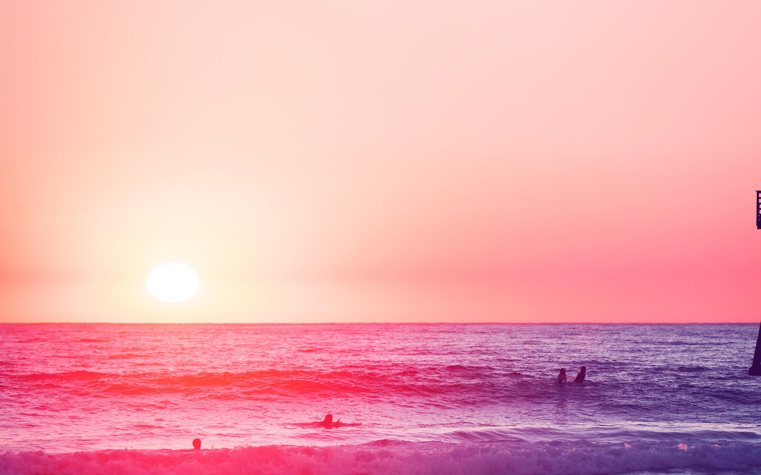 Anime 2014 Wallpaper Wallpaper For Desktop Laptop Mw95 Happy Beach Sea