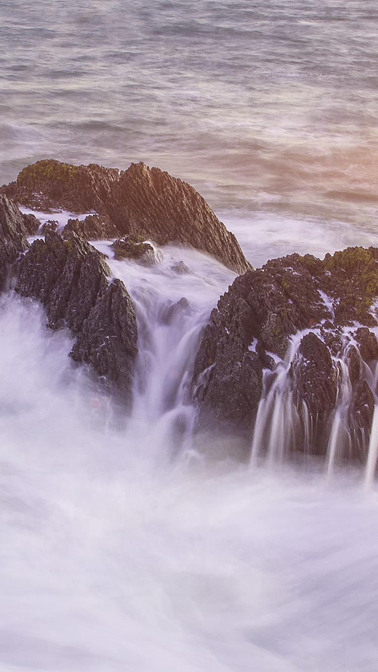 Fall Wallpaper Ocean Ipad