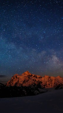 Starry Sky Computer Wallpapers Desktop Backgrounds - Year of