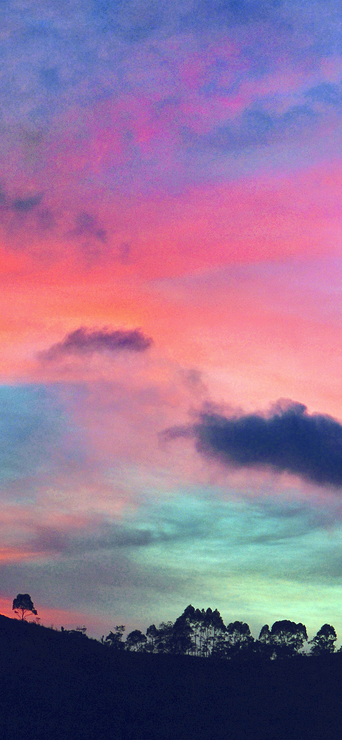 Iphone Se Fall Colors Wallpaper Iphonexpapers Com Apple Iphone Wallpaper Ng96 Sky Rainbow