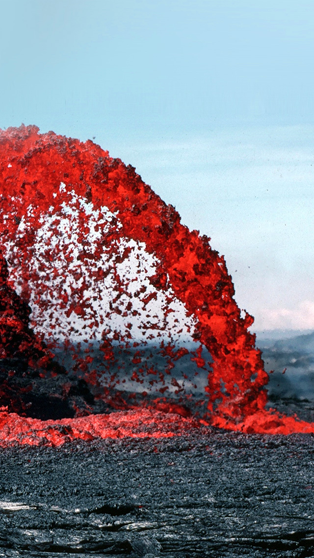 Windows 10 Wallpapers Hd Fall Papers Co Iphone Wallpaper Nh70 Lava Volcanic Magma