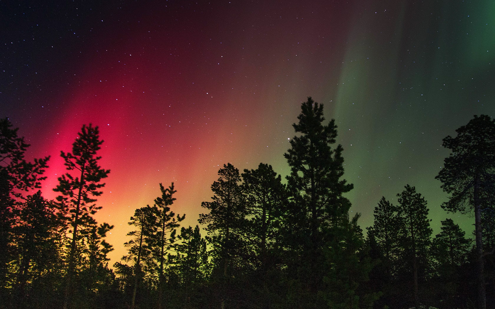 New Apple Wallpapers Iphone 7 Wallpaper For Desktop Laptop Nl46 Snow Sky Aurora Night