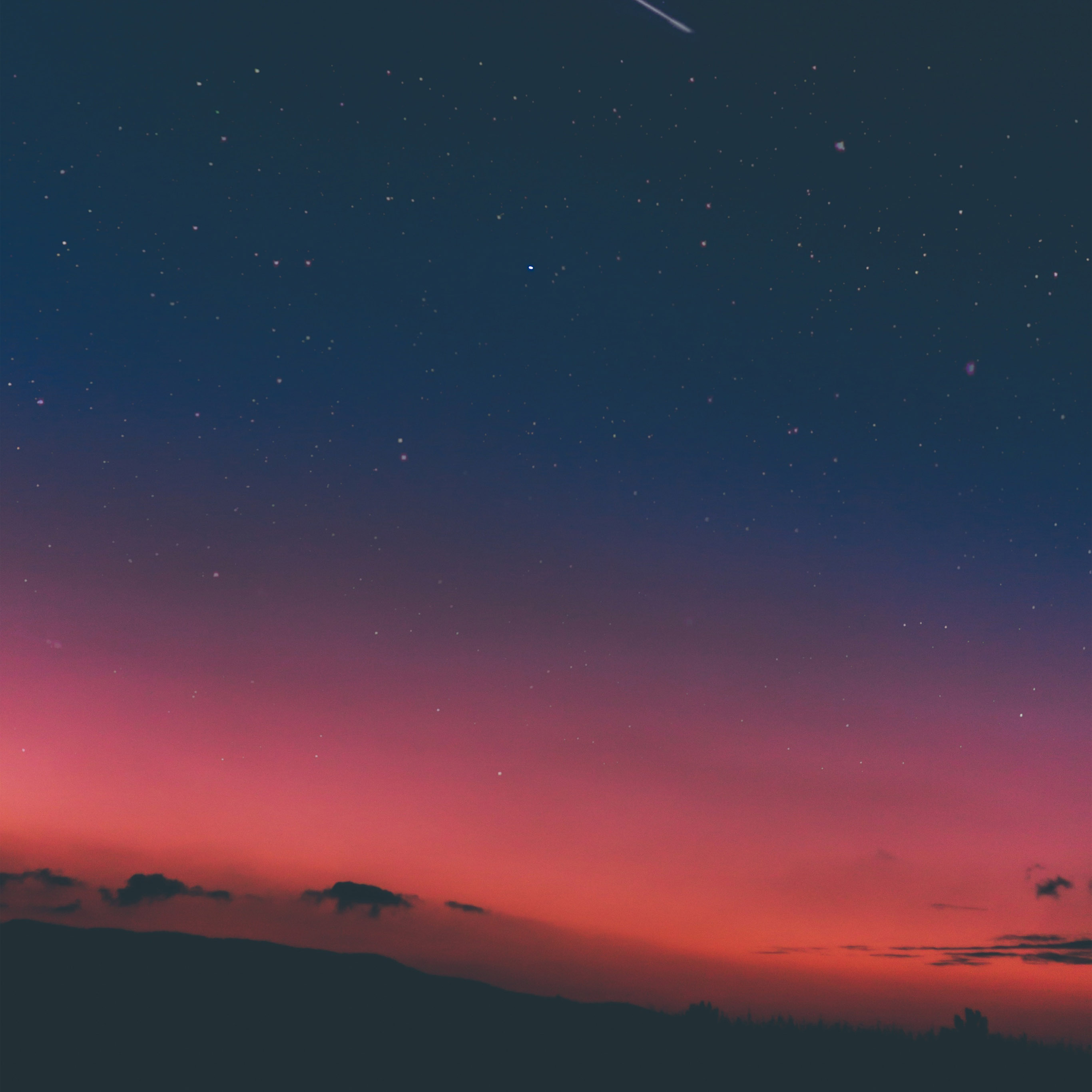 Quote Wallpapers For Iphone 6 Plus Ns23 Night Sky Sunset Pink Nature Wallpaper