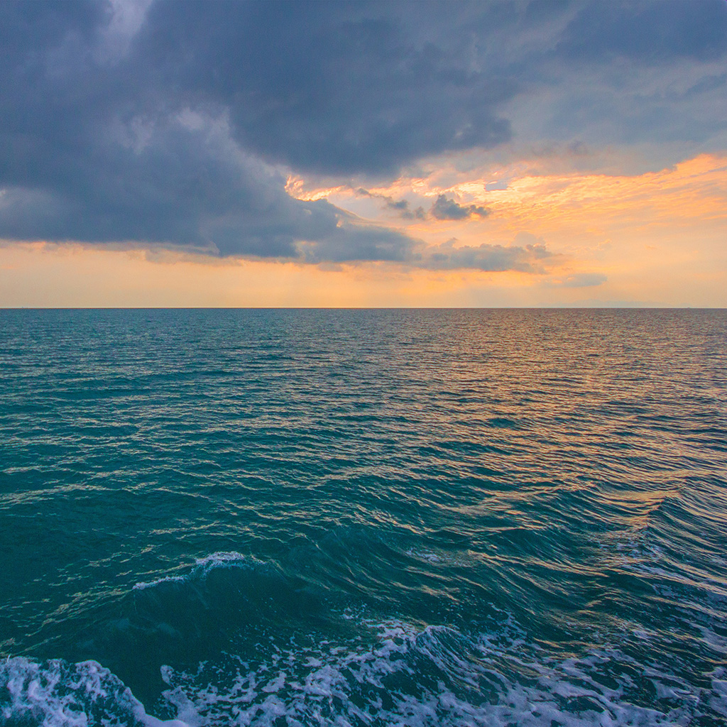 Car Wallpaper Free Download For Android Nx09 Sunny Sea Sunset Ocean Water Nature Wallpaper