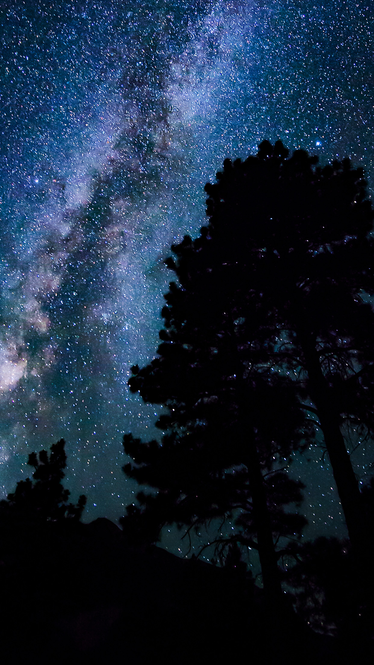 Iphone 6 Plus Fall Wallpaper Papers Co Iphone Wallpaper Nx78 Night Sky Dark Star Nature