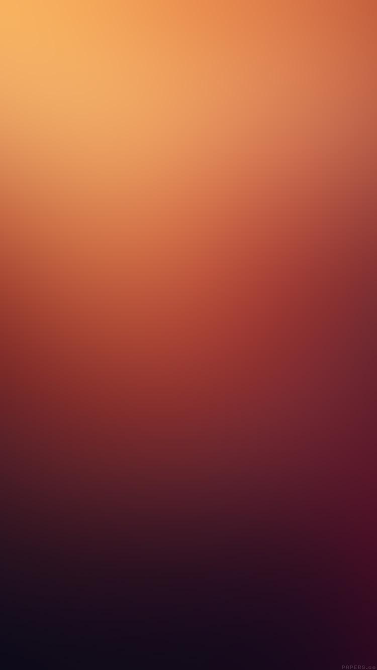 Iphone 6 Orange Flower Wallpaper Blur