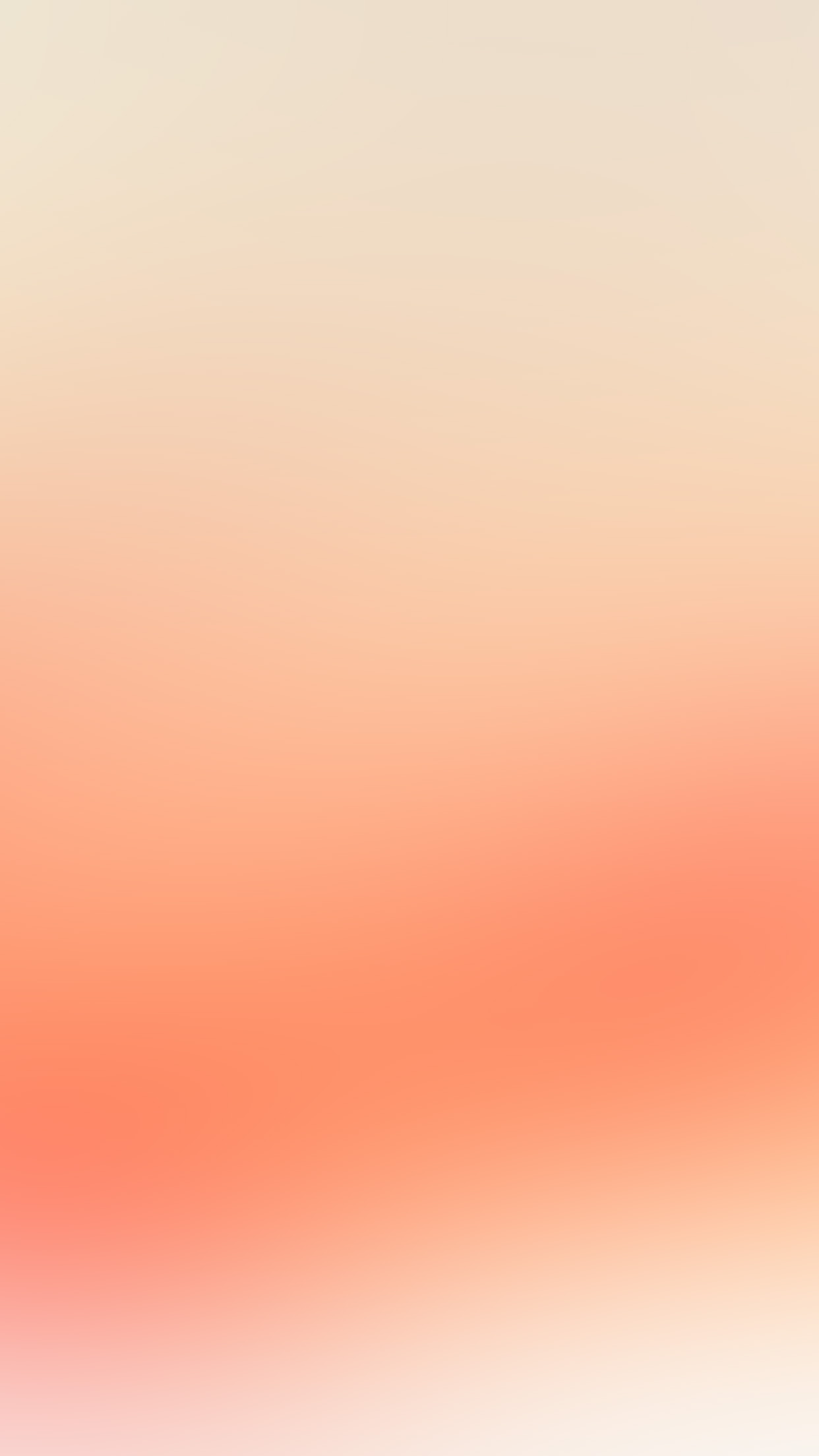Ipad Pro Wallpaper Hd Sh01 Peach Fruit Gradation Blur Papers Co