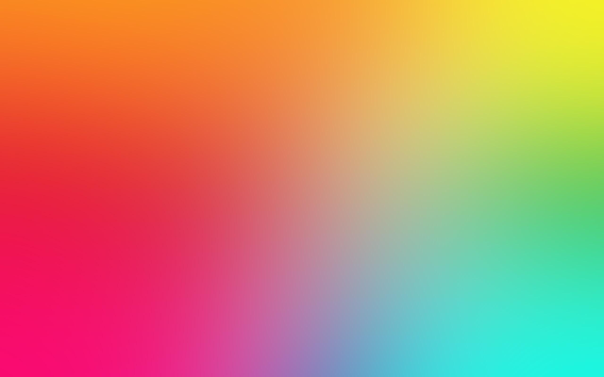 Ipad Air Cute Wallpaper Sh70 Rainbow Color Gradation Blur Wallpaper
