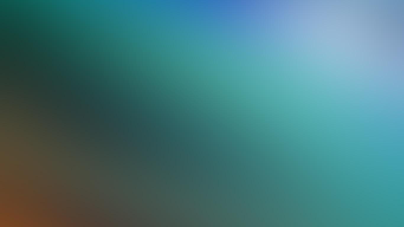 Fall Car Wallpaper Sj03 Blue Rainbow Blur Wallpaper