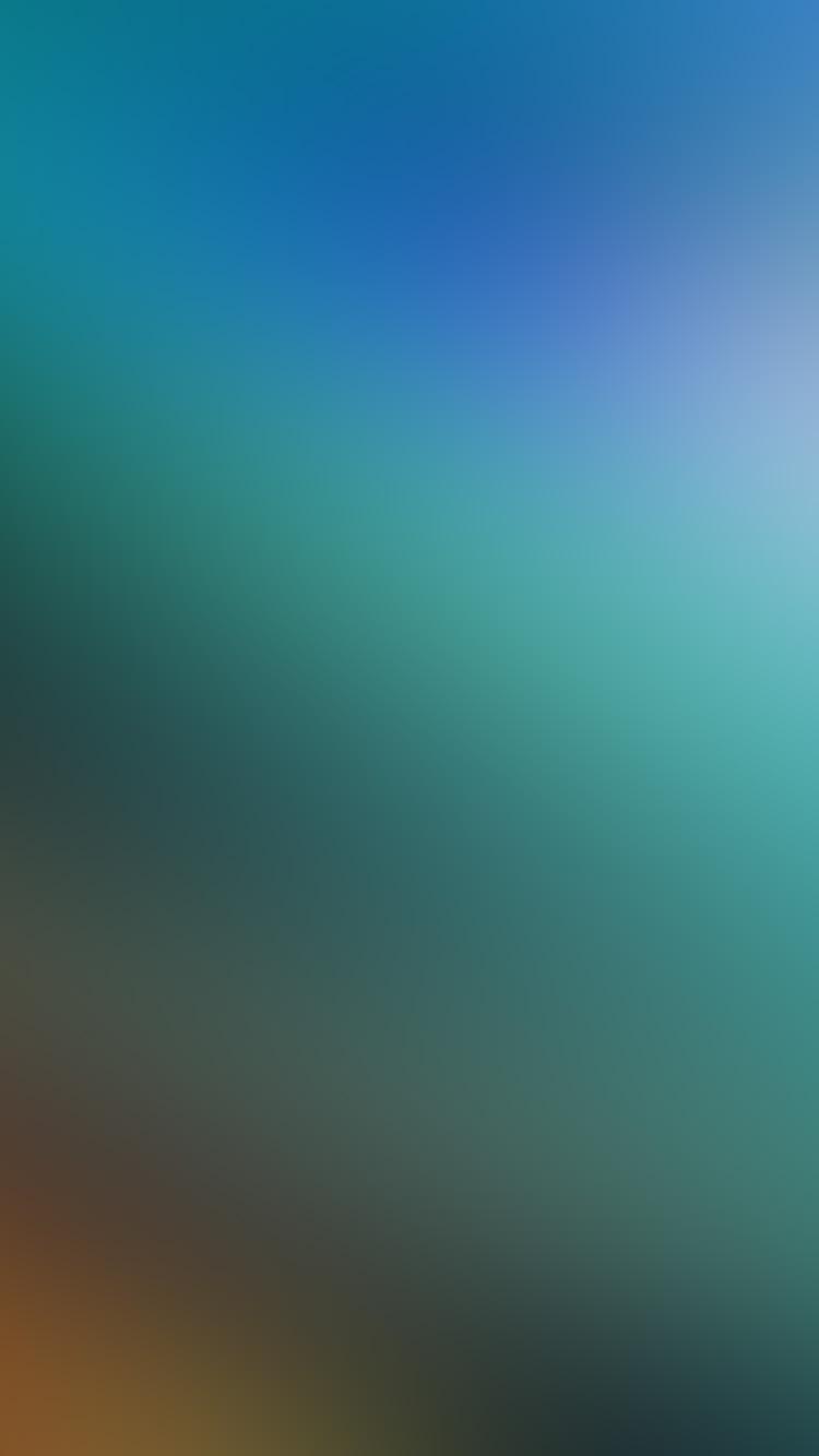 Iphone X Wallpaper For Note 8 Sj03 Blue Rainbow Blur Wallpaper