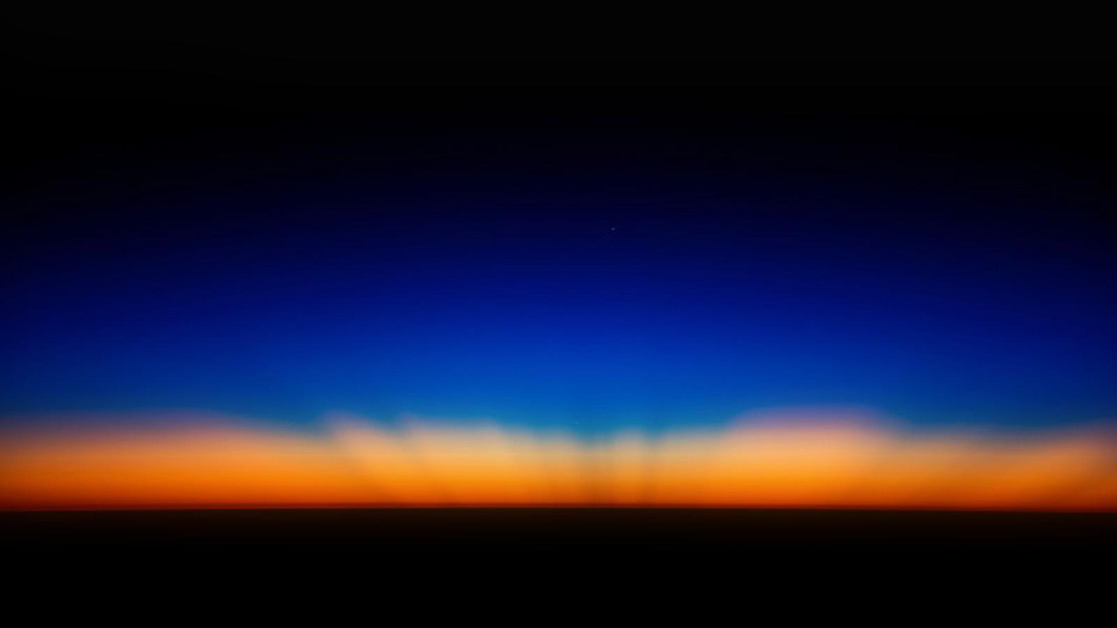Fall Desktop Wallpaper Sk35 Sunset Dark Red Blue Horizontal Blur Gradation Wallpaper
