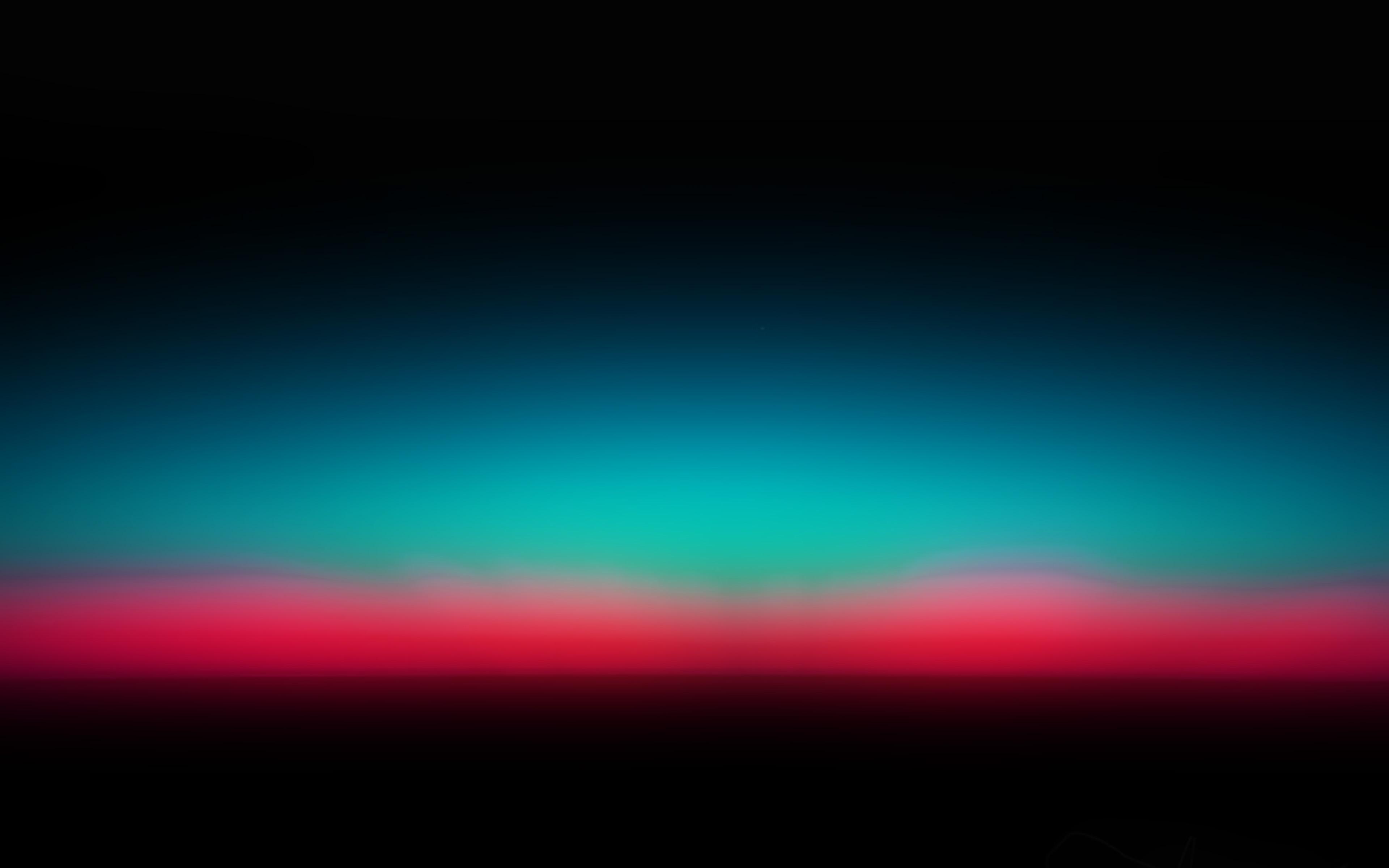 Cute Pink Apple Wallpapers Sk36 Sunset Dark Red Green Horizontal Blur Gradation Wallpaper