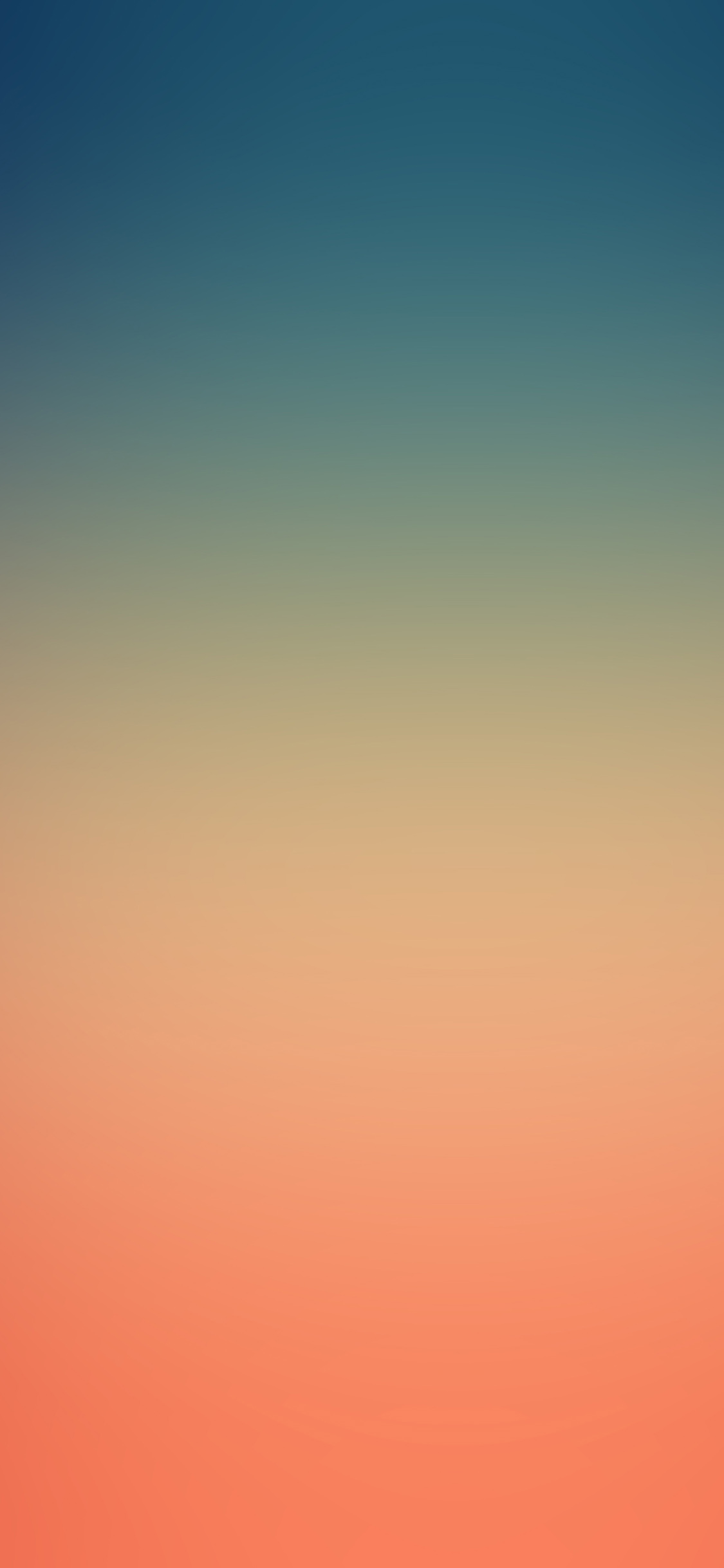 Iphone Cloud Wallpaper Sk83 Blue Orange Night Blur Gradation Wallpaper