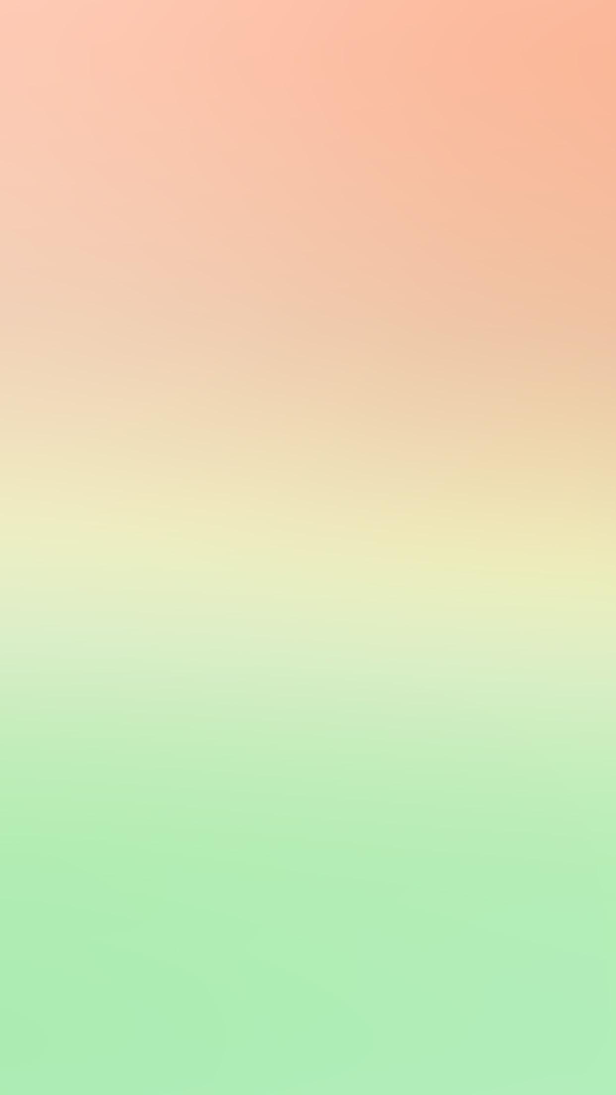 Wallpaper Iphone Pastel Sl92 Red Green Pastel Blur Gradation Wallpaper