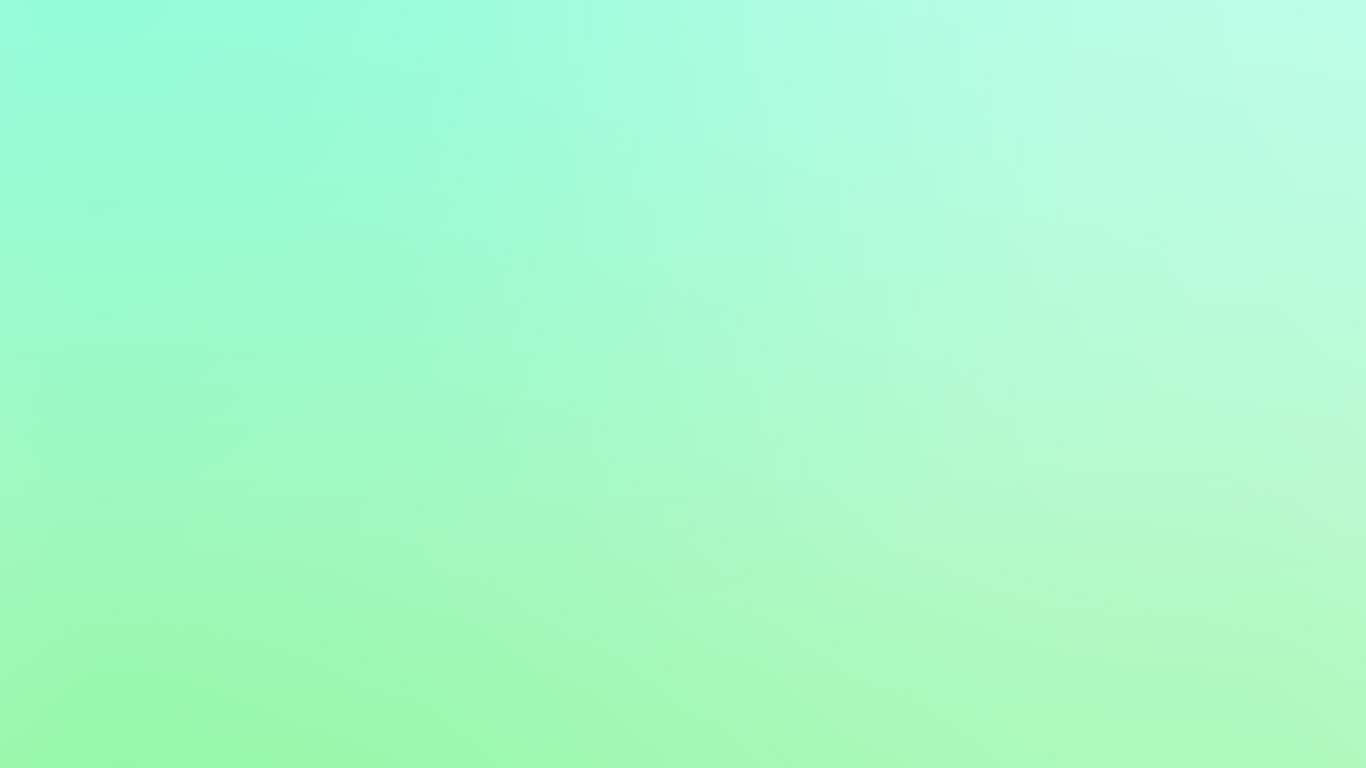 Free Animal Wallpapers For Android Sm59 Cool Pastel Blur Gradation Mint Green Wallpaper