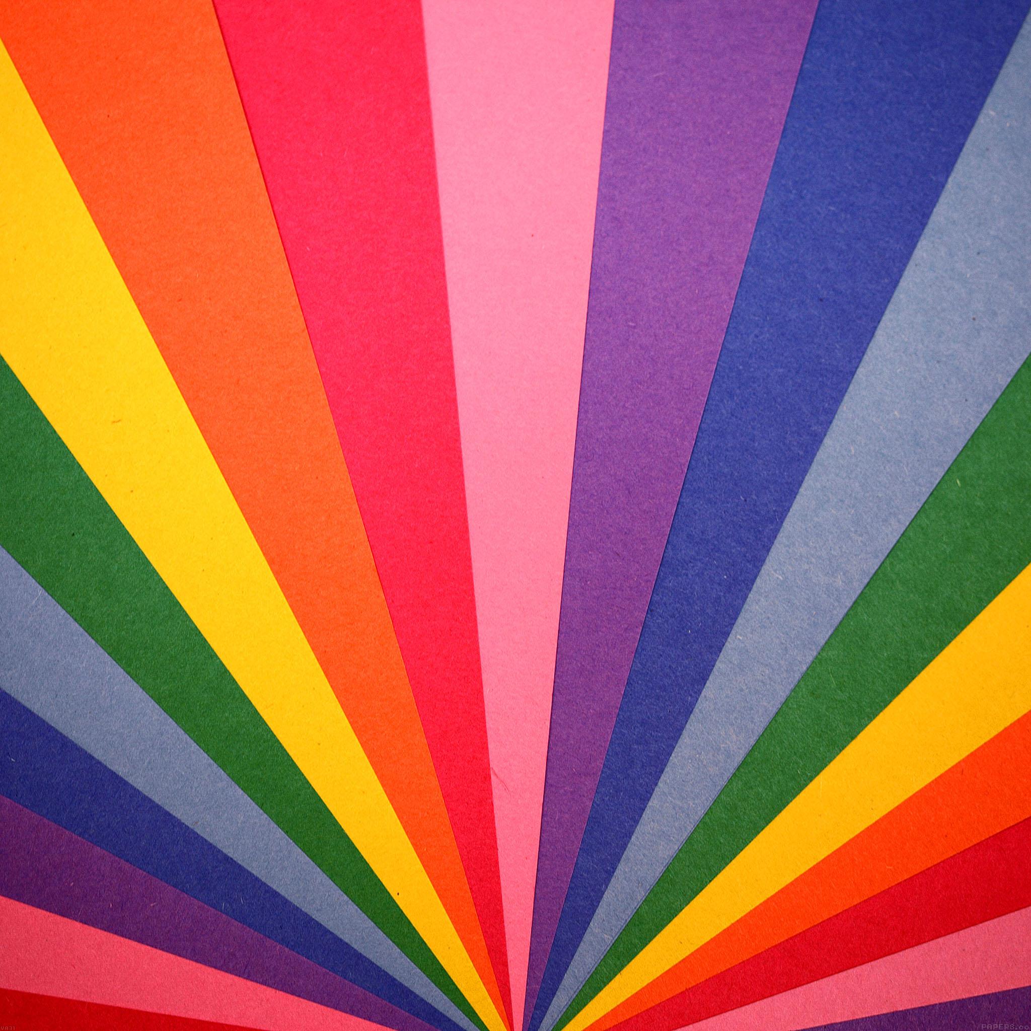 Iphone X Parallax Wallpaper Batman Va31 Rainbow Light Pattern Papers Co