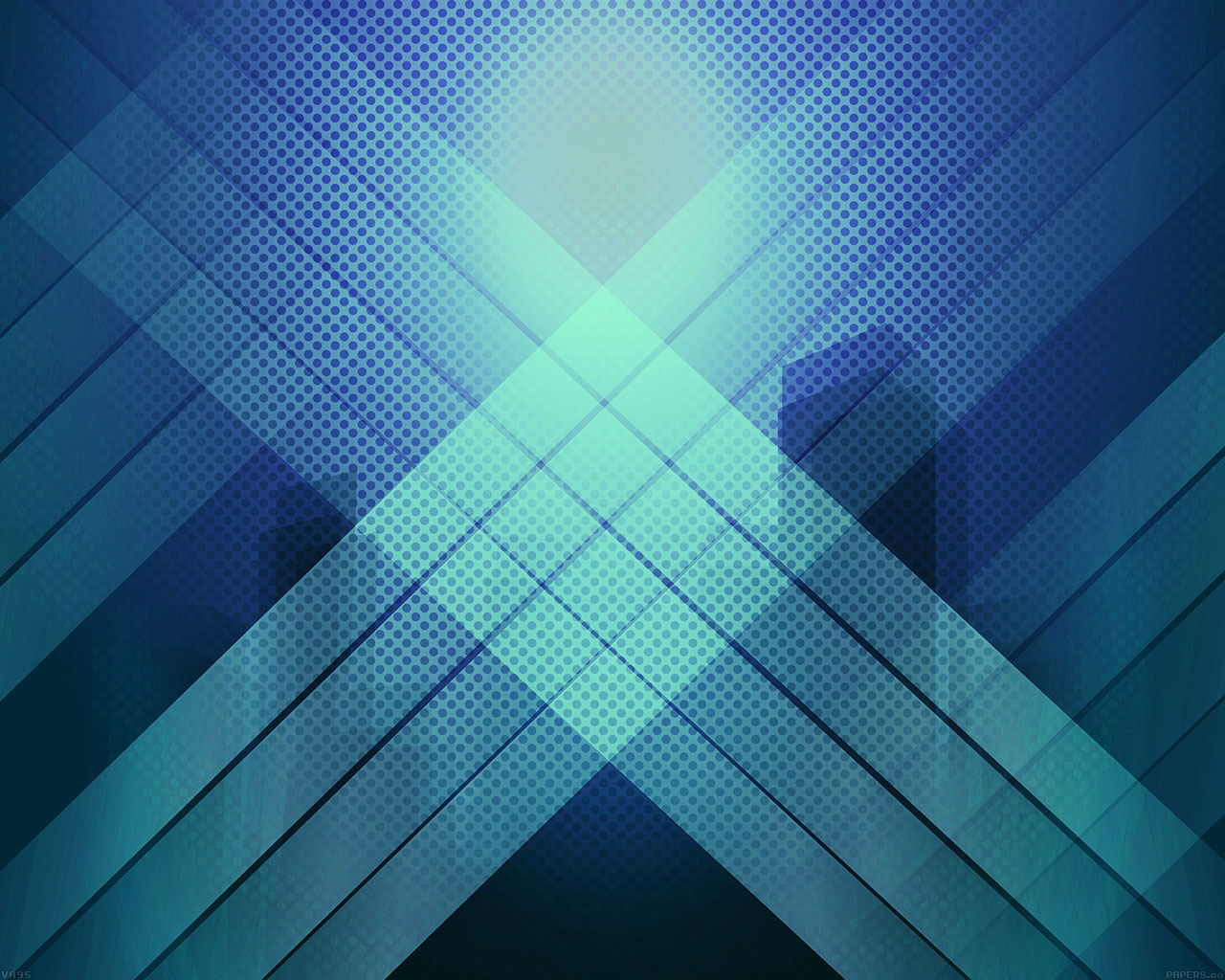 Wave Wallpaper Iphone 7 Va95 Wallpaper Cross Light Blue Pattern Papers Co