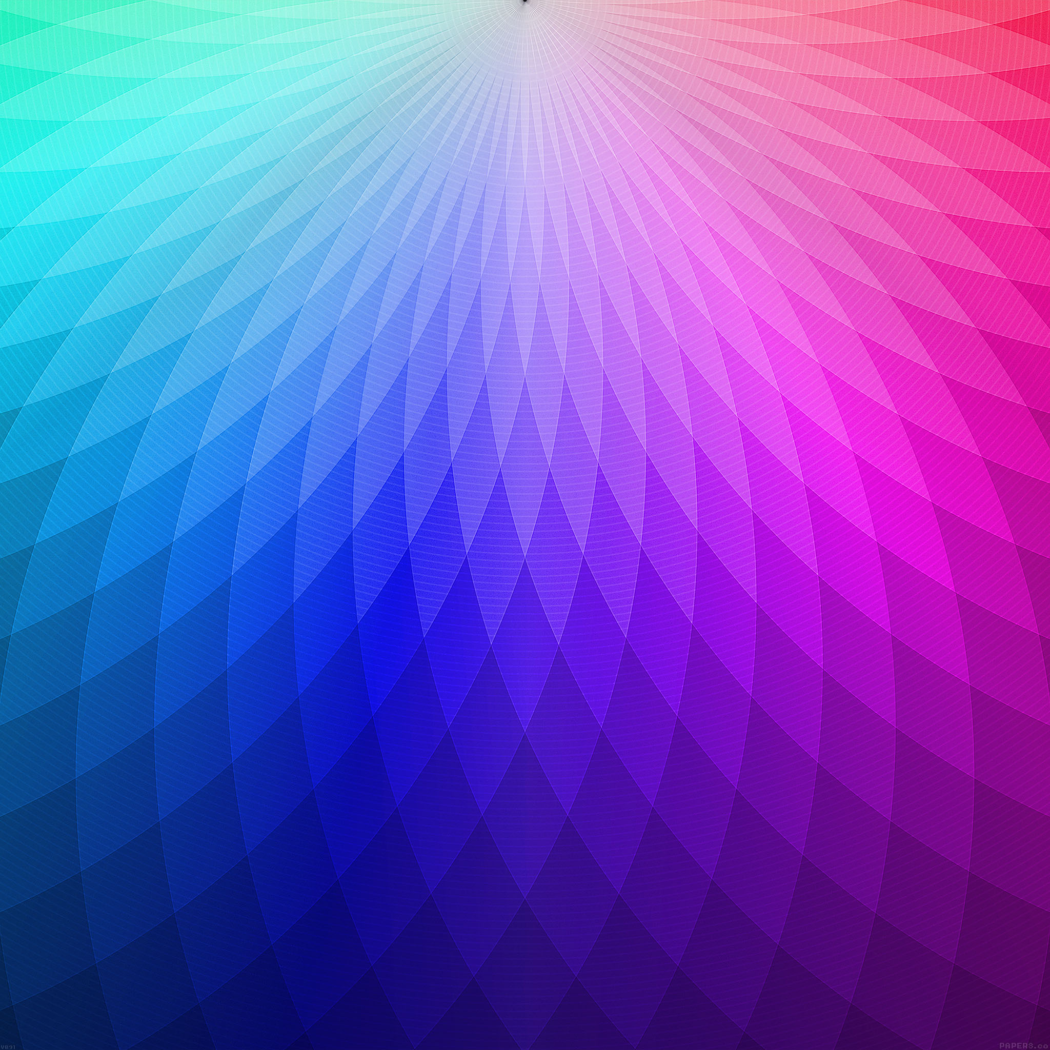 vb91 wallpaper rainbow lights patterns art