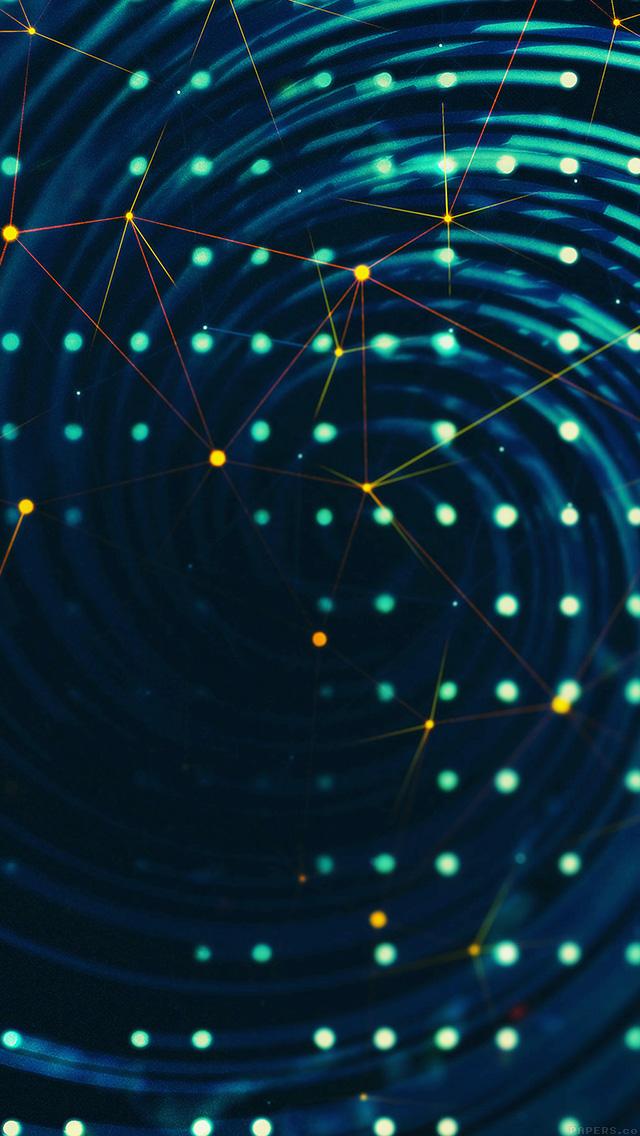 Fall Lights Iphone Wallpaper Freeios7 Vg01 Spiral Lights Graphic Digital Art Blue