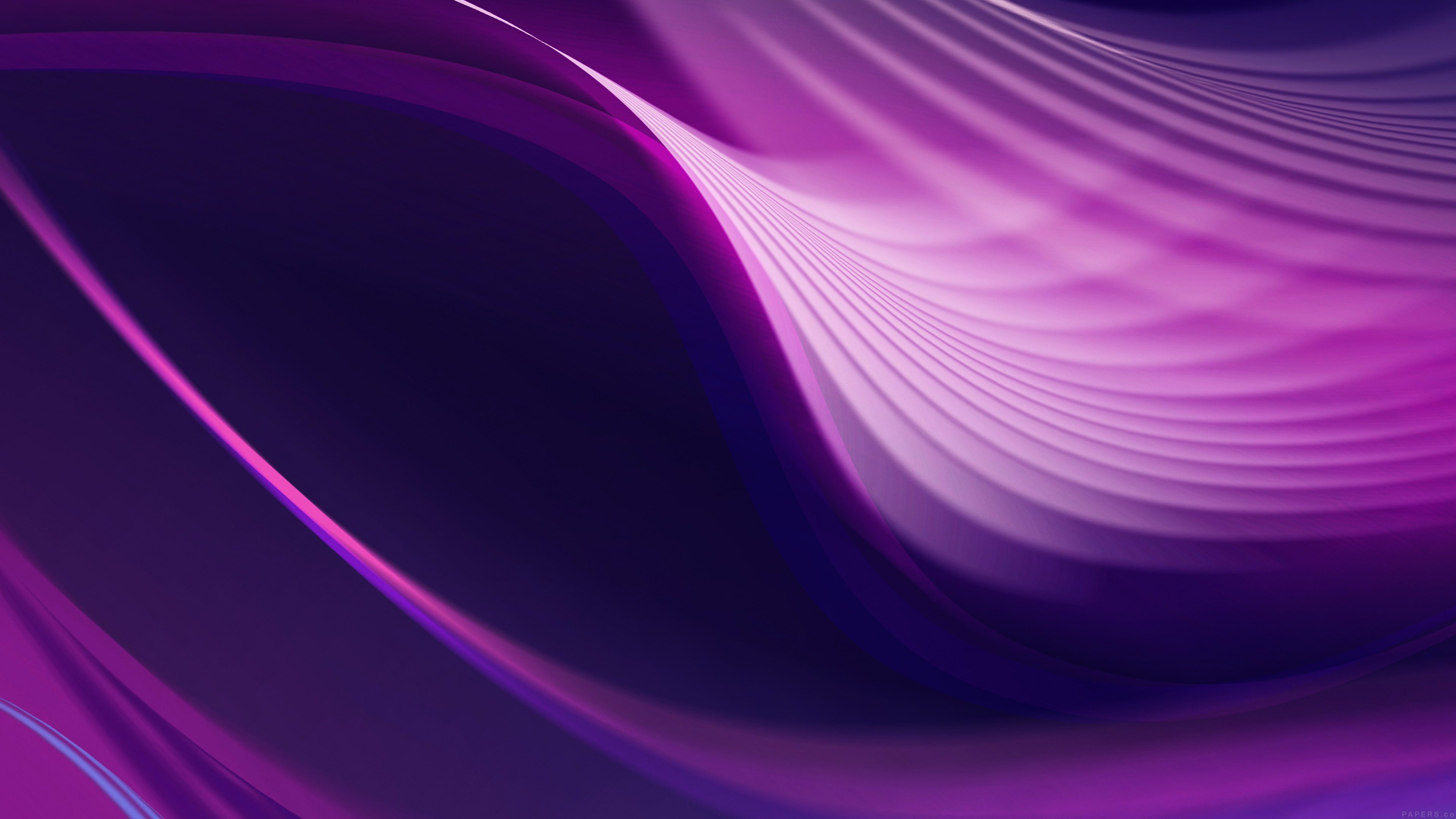 Digital 3d Art Wallpaper Vi24 Wave Abstract Purple Pattern Papers Co