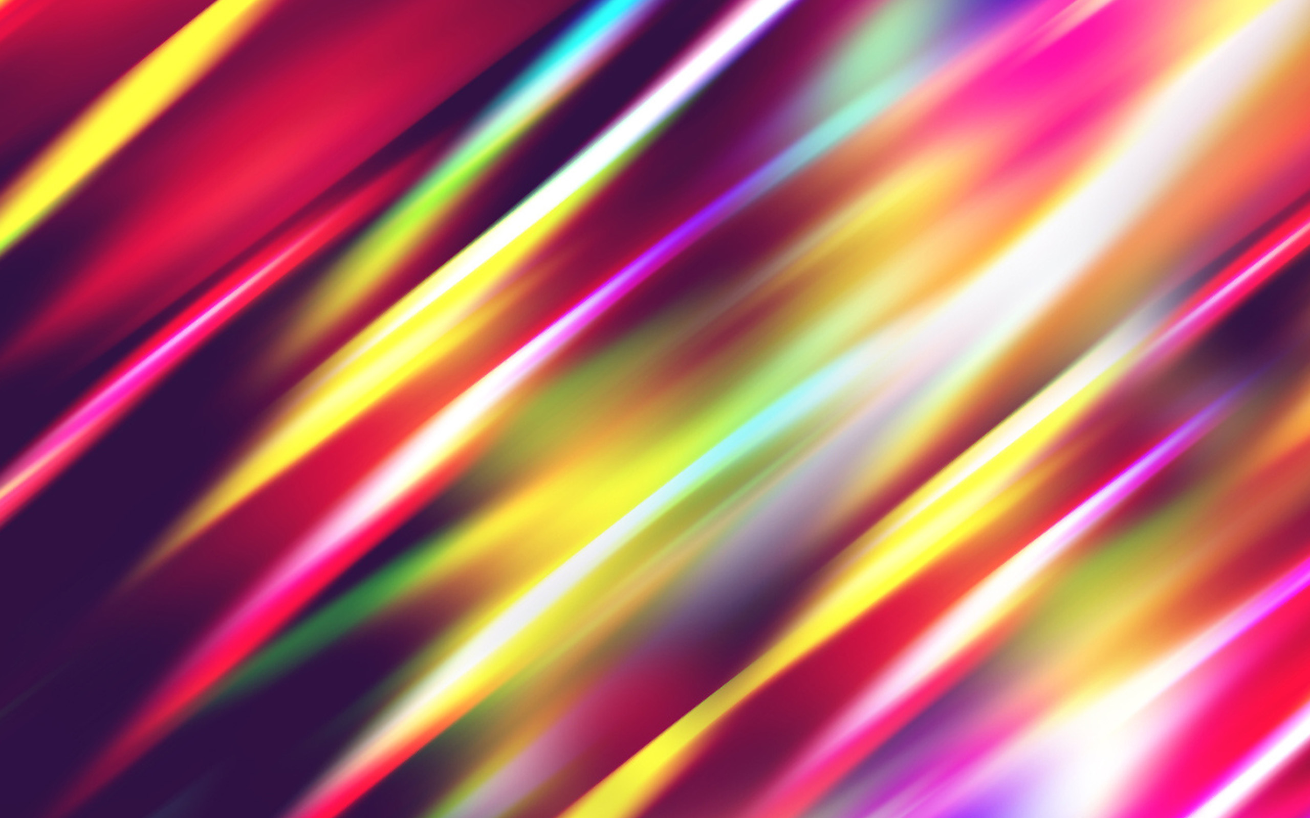 Hd Macbook Air Wallpapers Vj80 Chrome Lights Rainbow Pattern Papers Co
