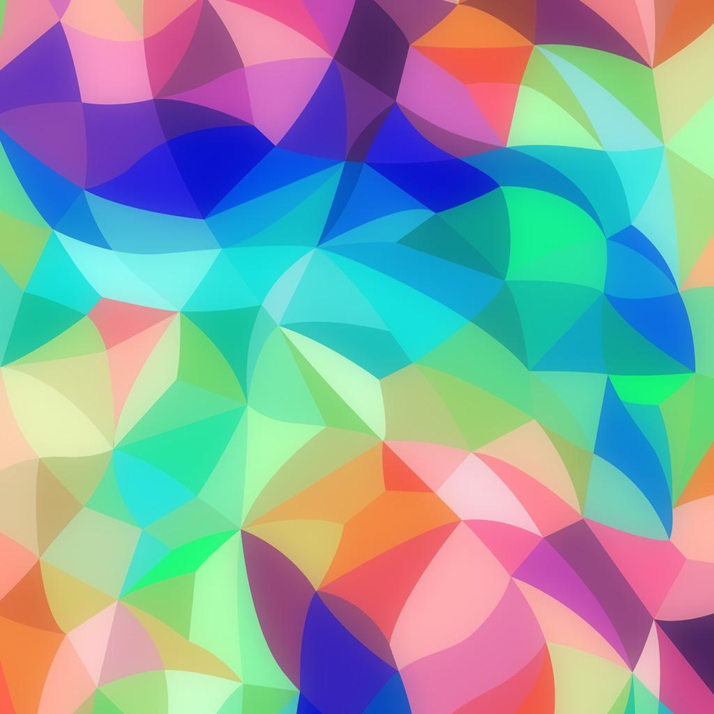 Lg Optimus Wallpaper Hd Vk40 Rainbow Abstract Colors Pastel Pattern Wallpaper