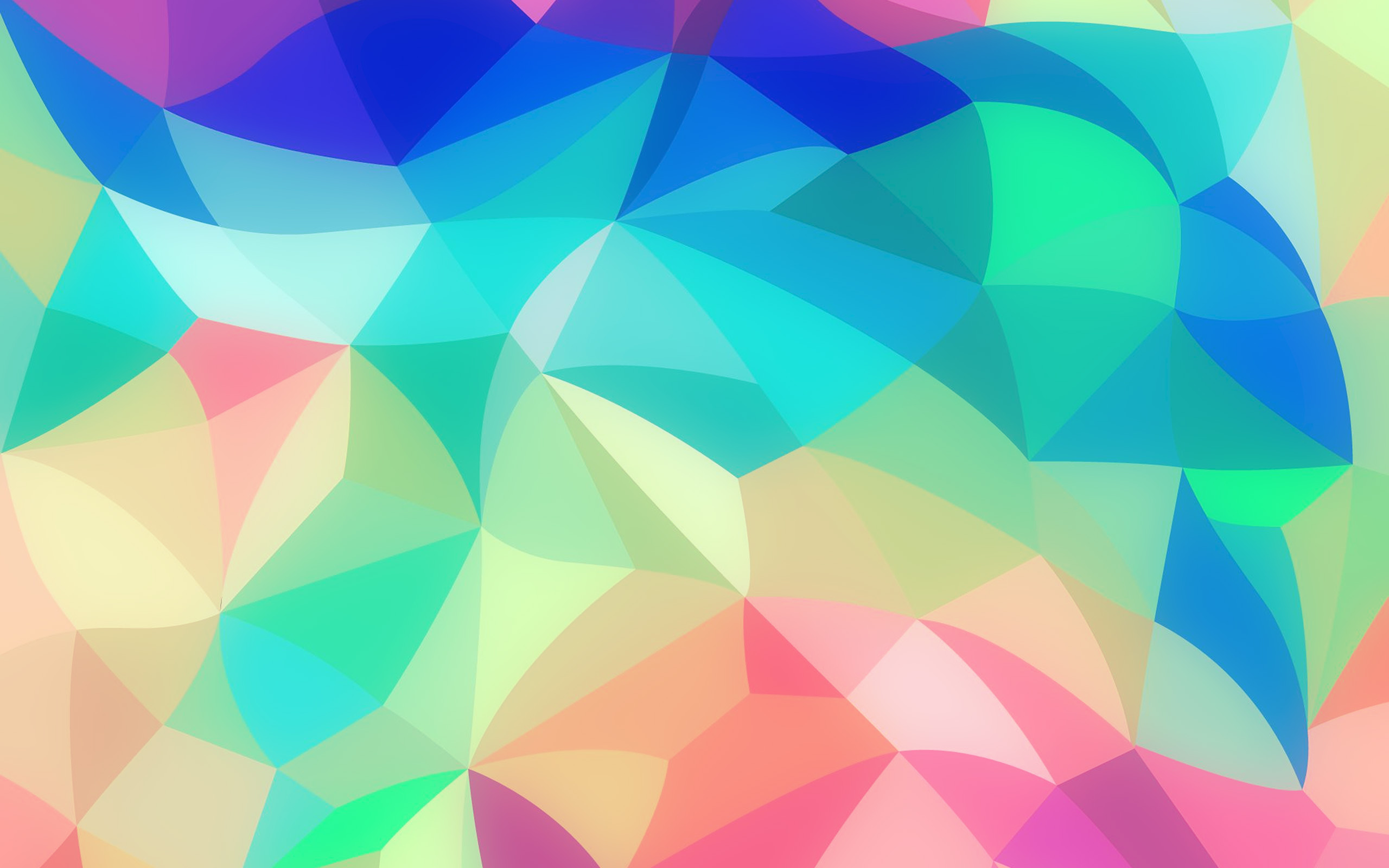 Basic Iphone Wallpaper I Love Papers Vk41 Rainbow Abstract Colors Pastel Soft