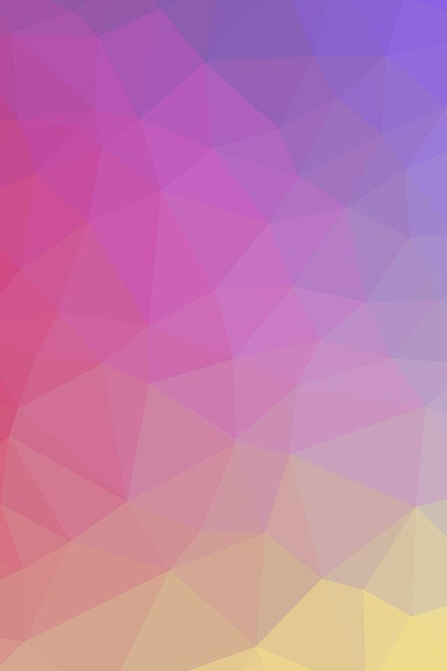 Ipad Pro Wallpaper Hd Vk65 Samsung Galaxy Polyart Pastel Pink Yellow Pattern