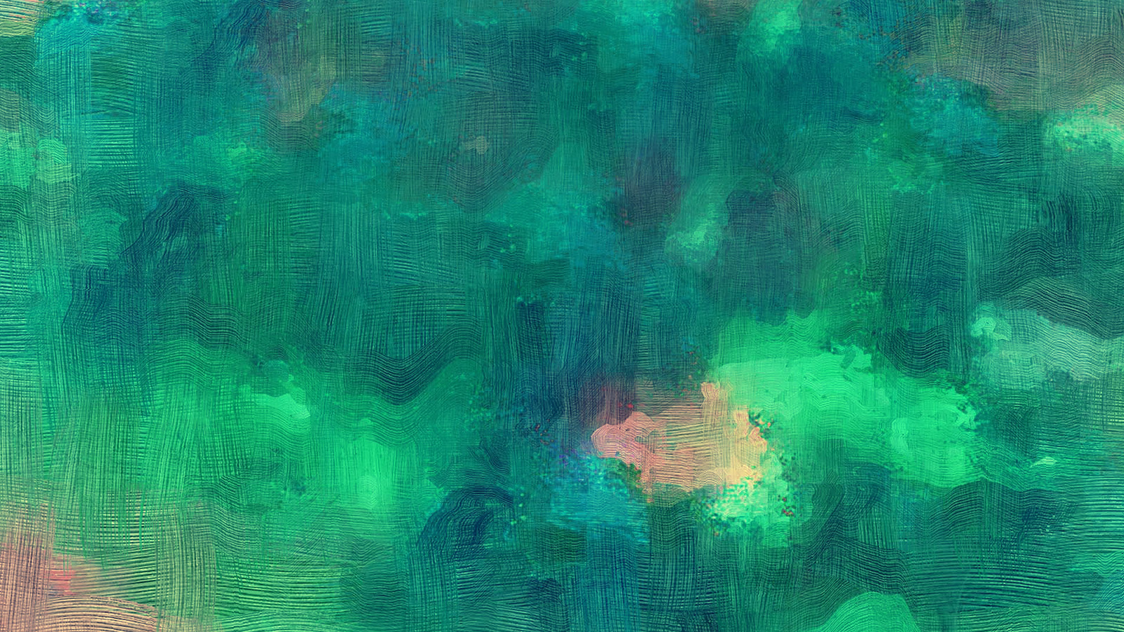 Fall Wallpaper Ipad Vl23 Samsung Galaxy Green Texture Art Oil Painting Pattern