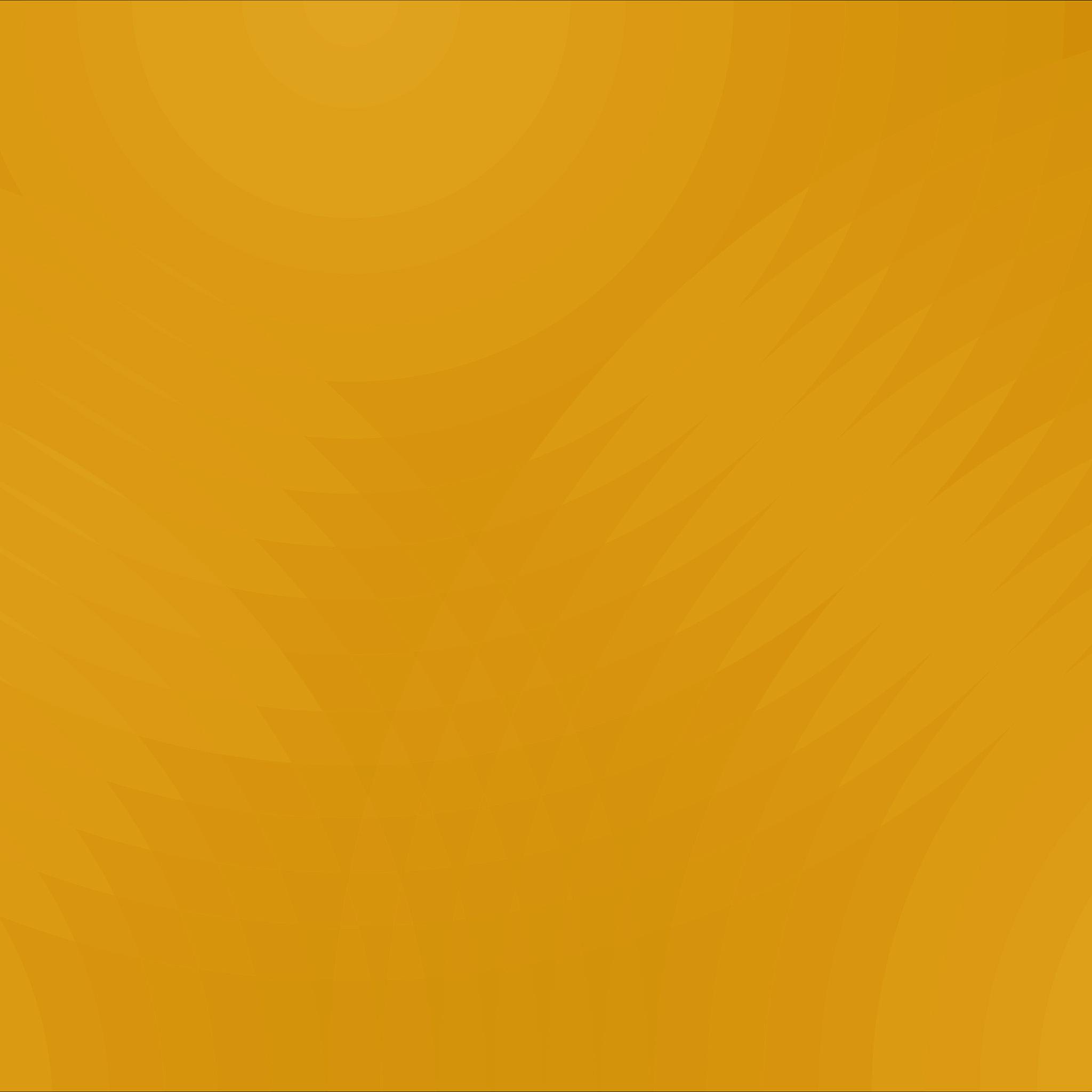 Vo85 Circle Vector Yellow Abstract Pattern Wallpaper