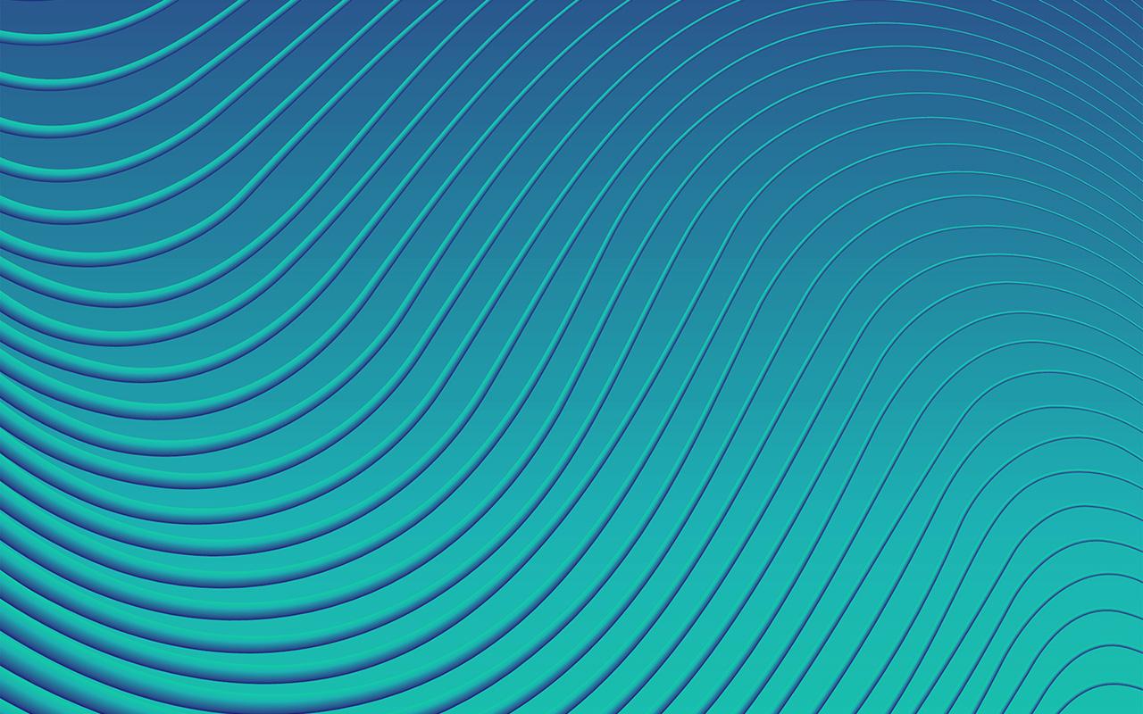 Best Iphone Wallpapers Retina Vp13 Curve Blue Green Pattern Wallpaper