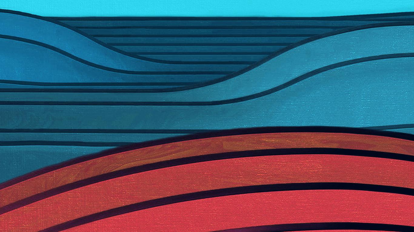 Fall Wallpaper Macbook Air Vr64 Htc Stock Blue Red Simple Abstract Pattern Dark Wallpaper